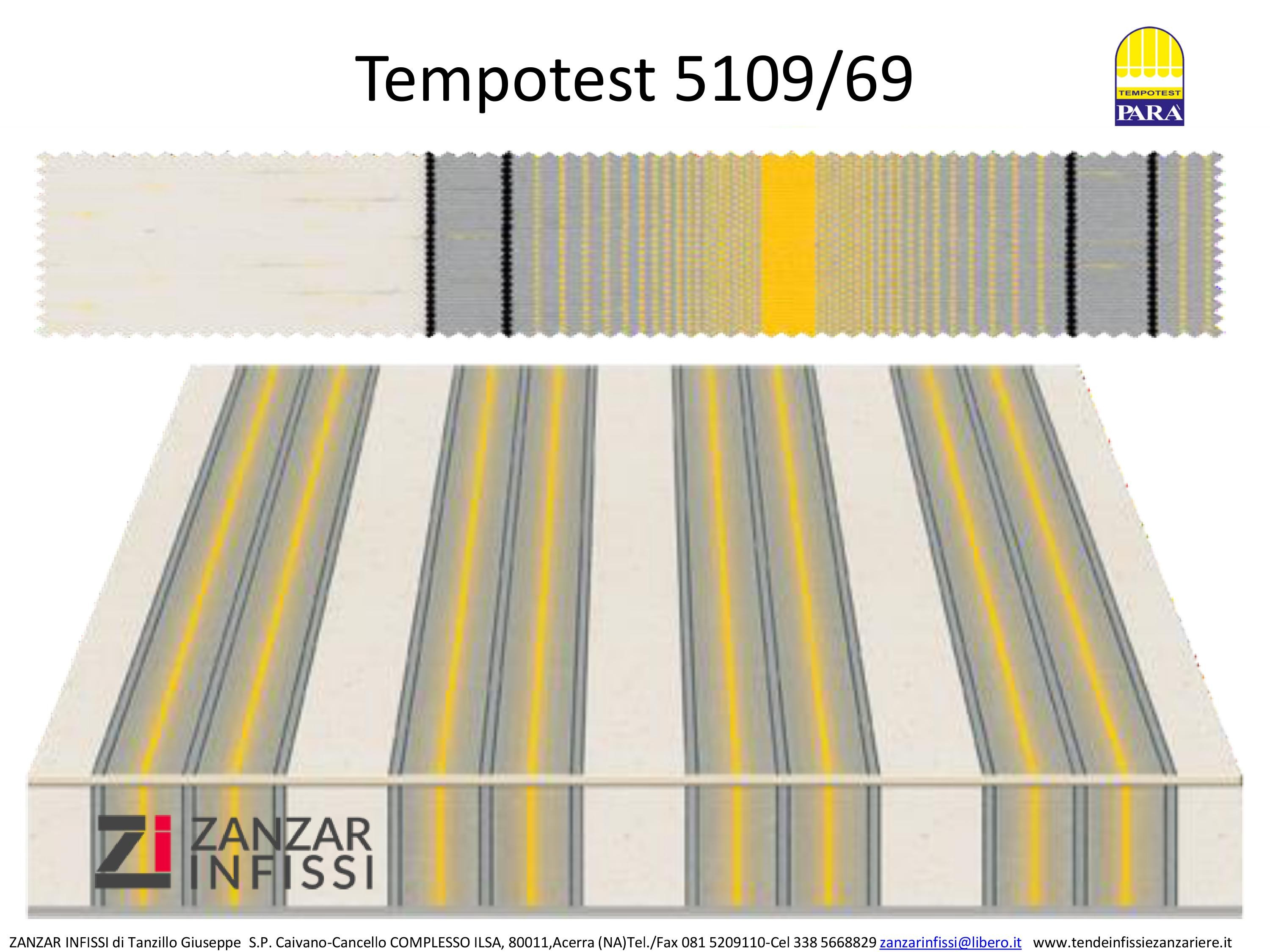 Tempotest 5109/69
