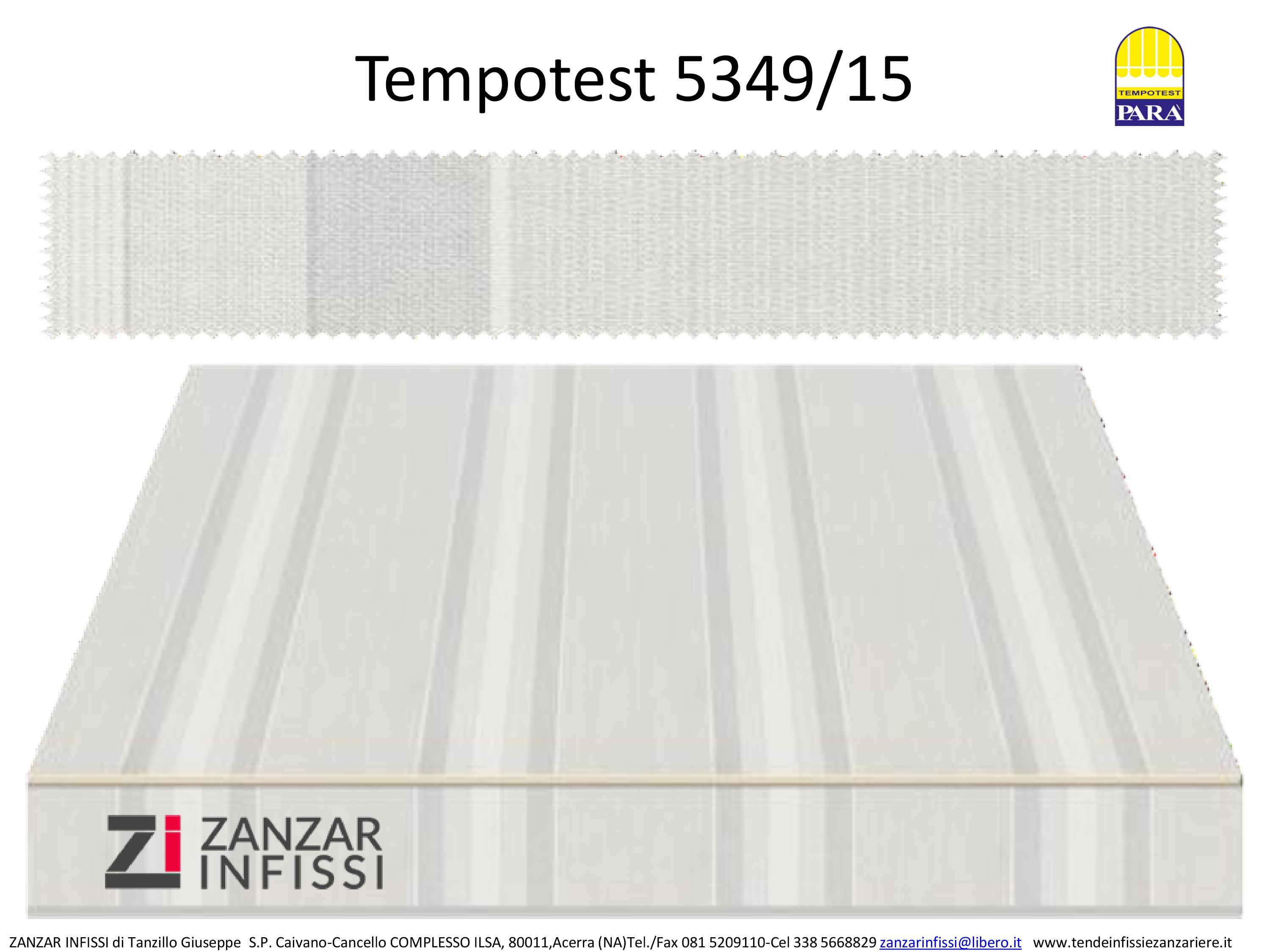 Tempotest 5349/15