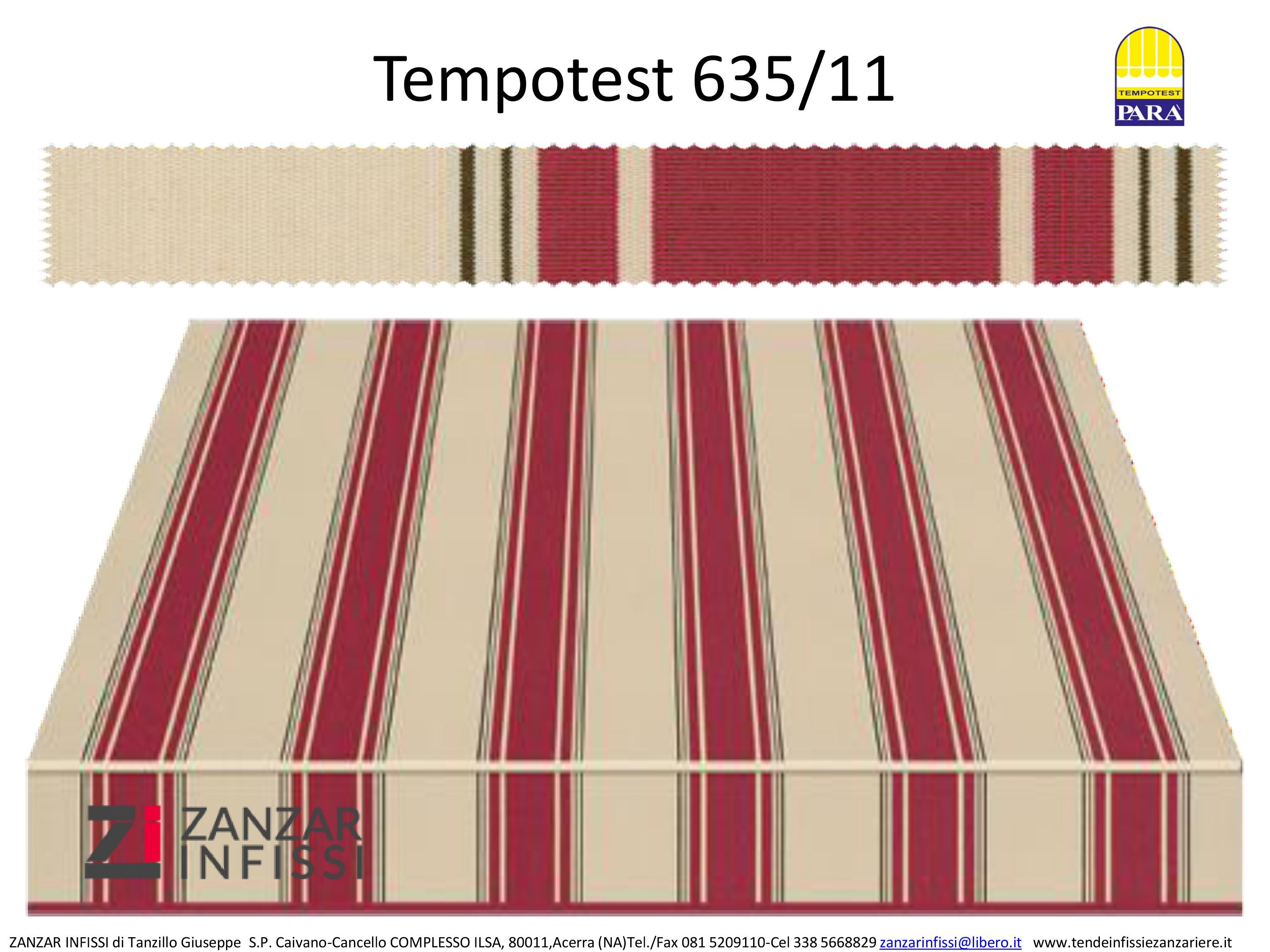 Tempotest 635/11