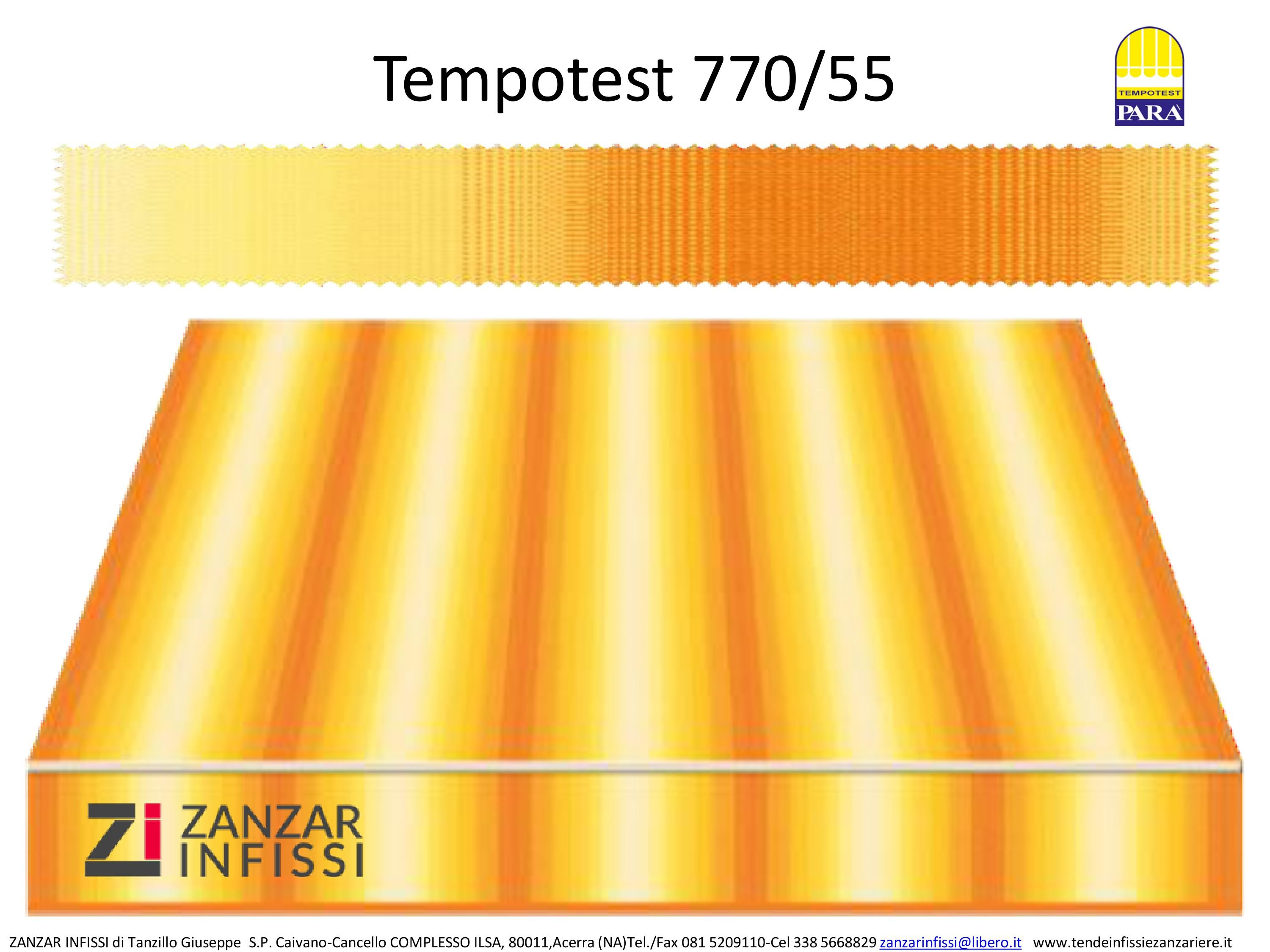 Tempotest 770/55
