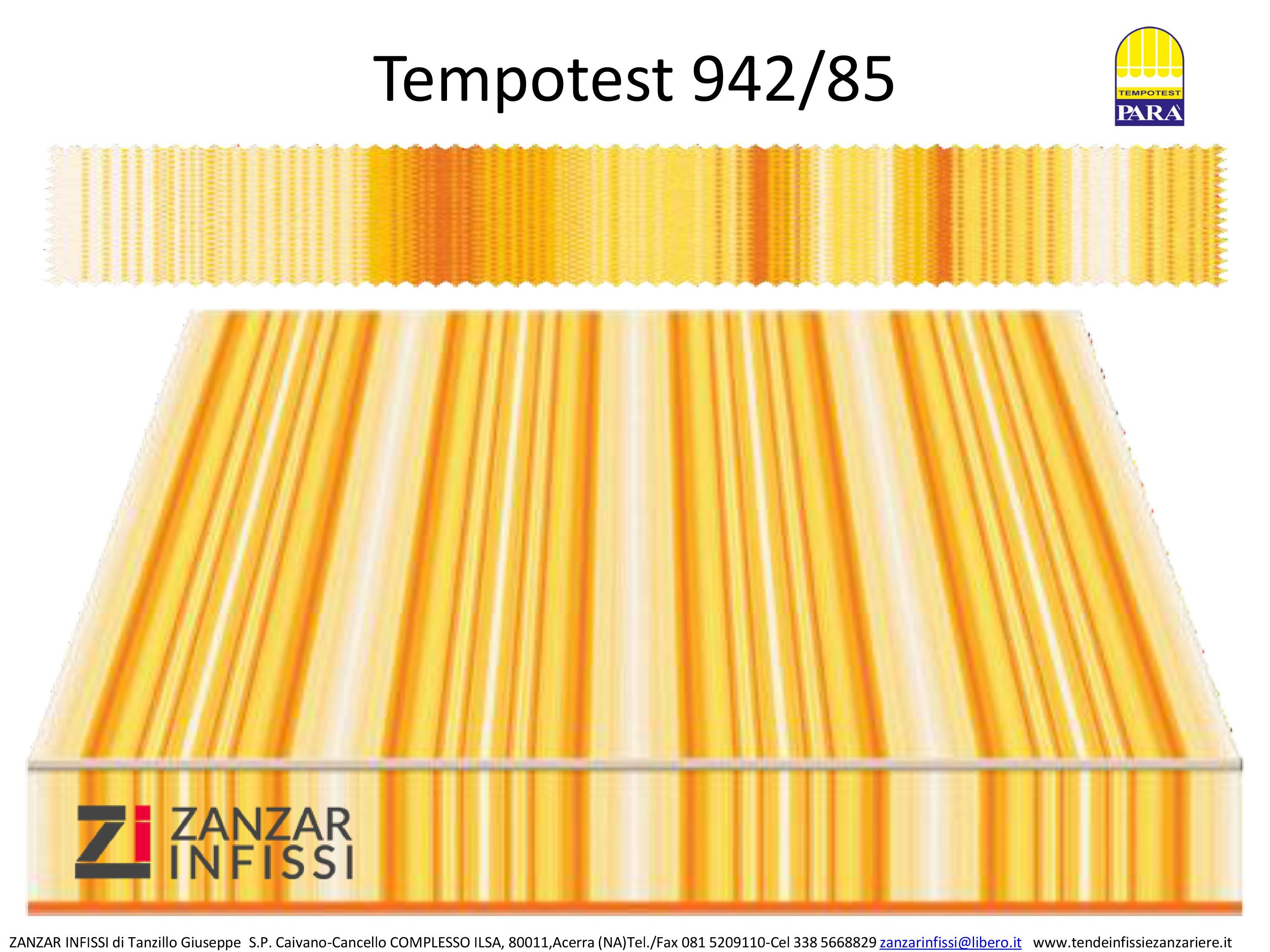 Tempotest 942/85