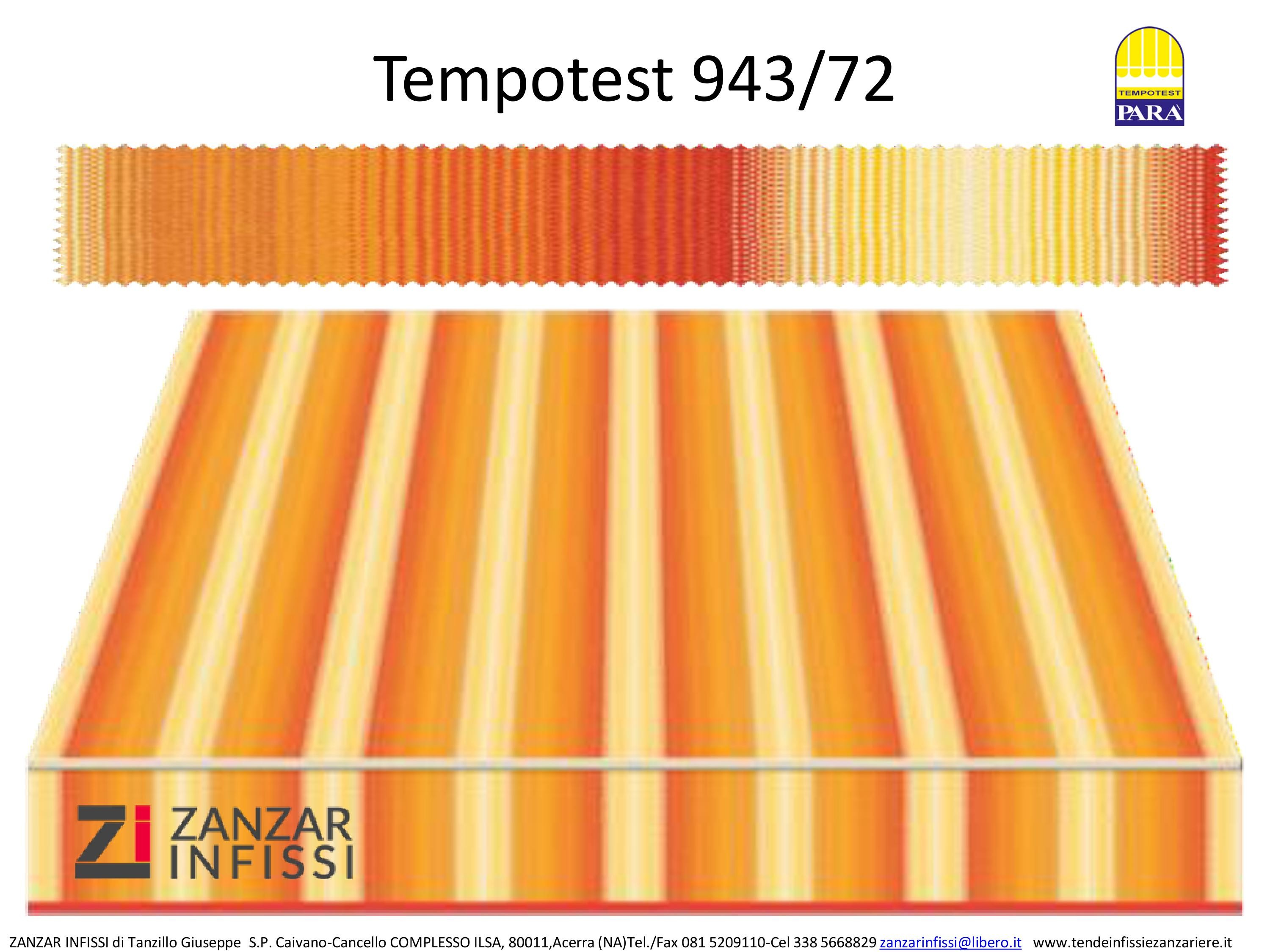Tempotest 943/72