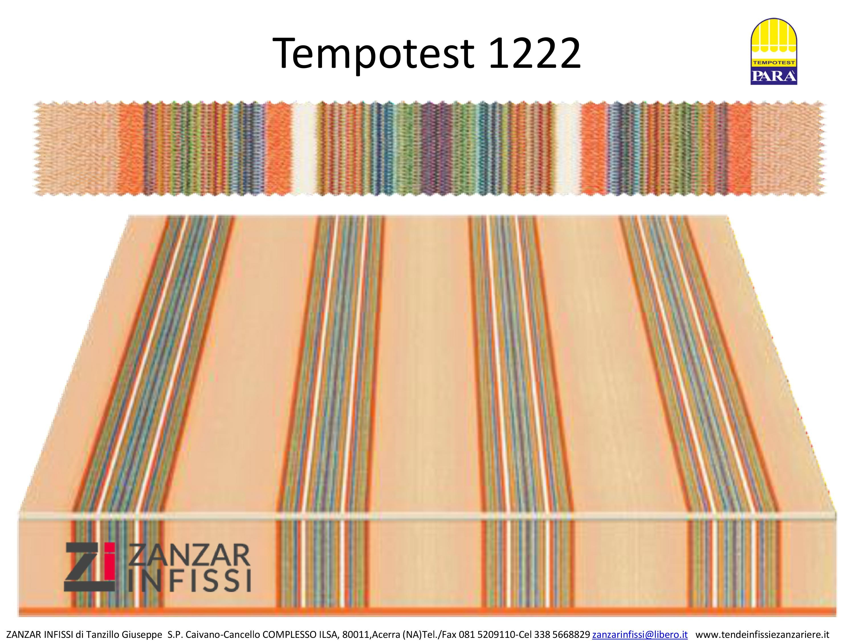 Tempotest 1222