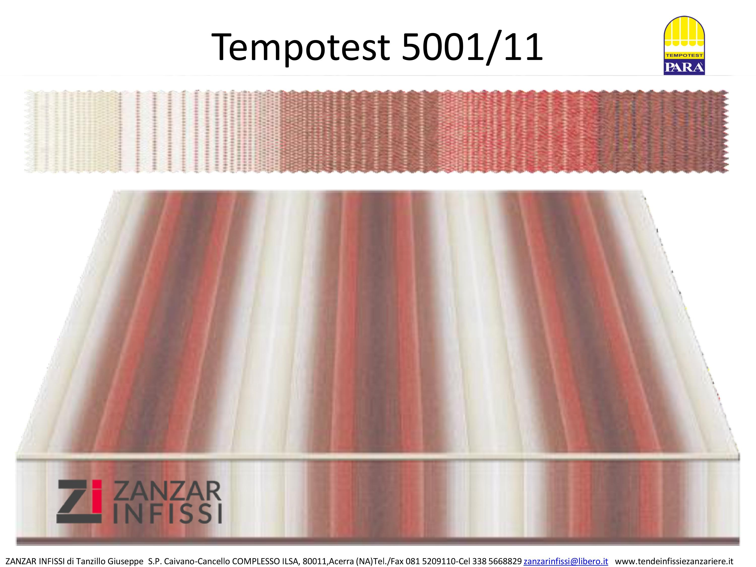 Tempotest 5001/11
