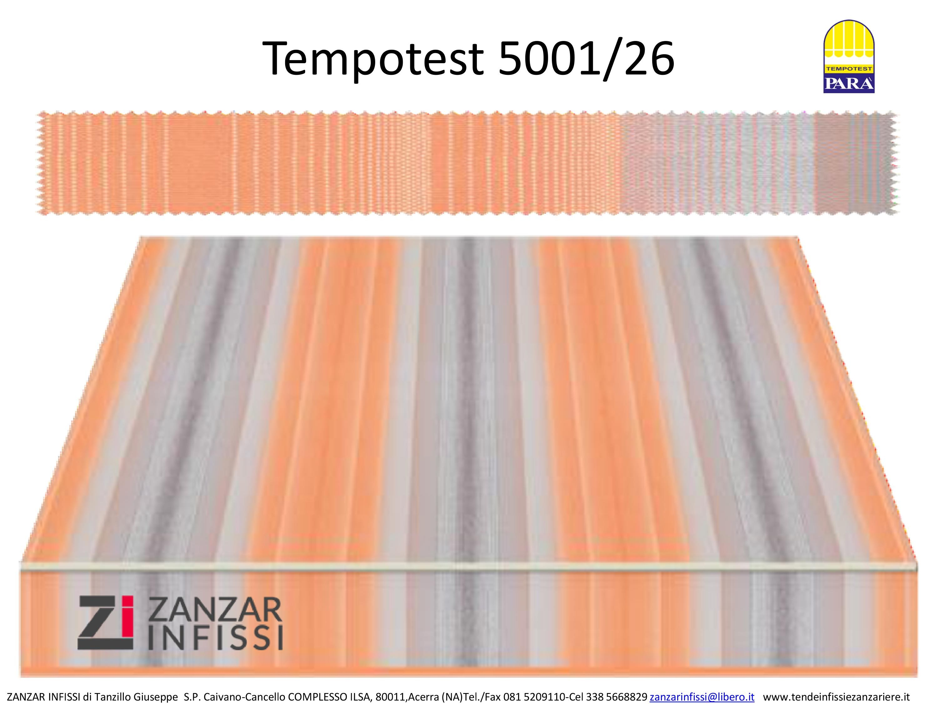 Tempotest 5001/26