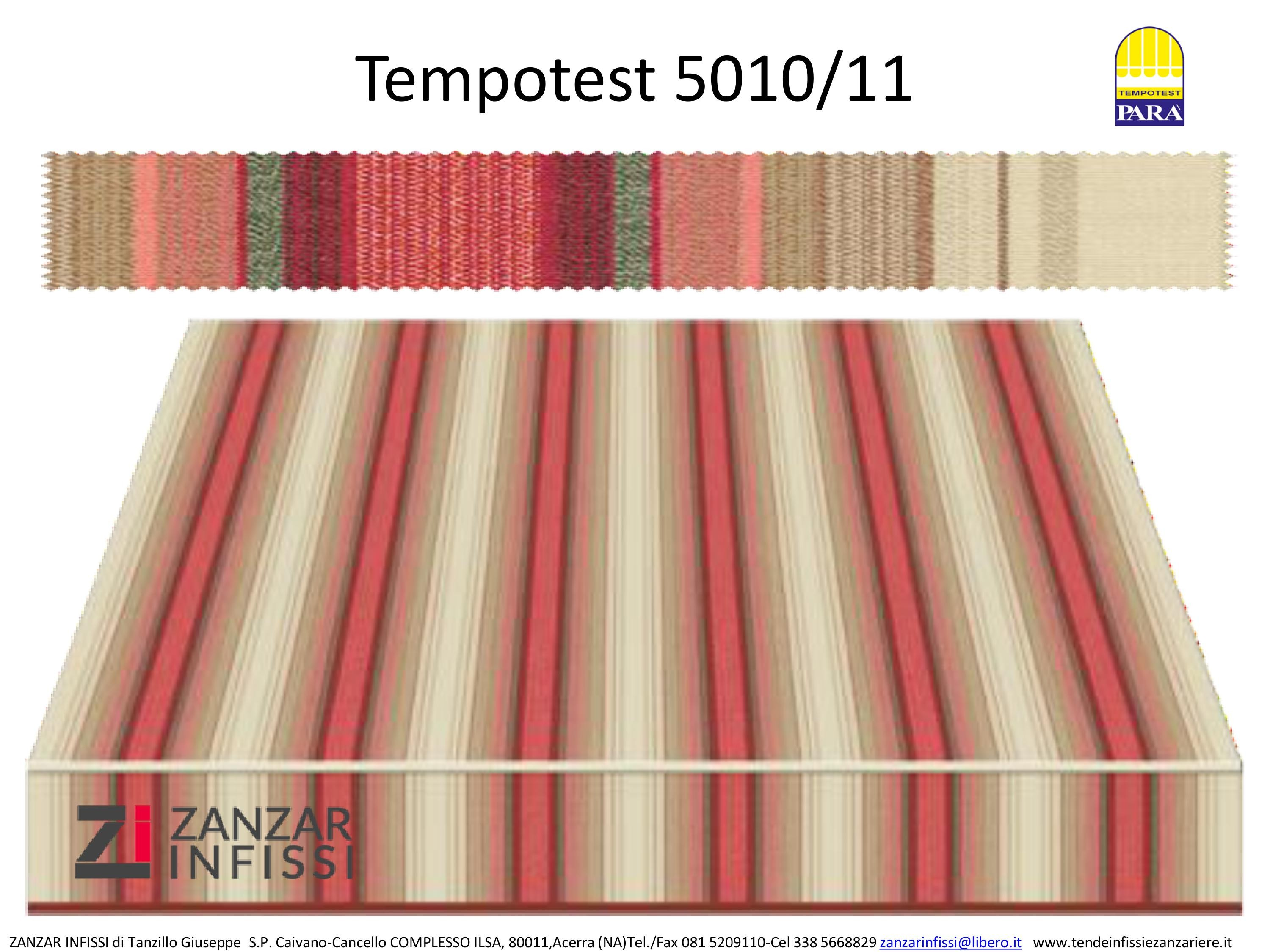 Tempotest 5010/11