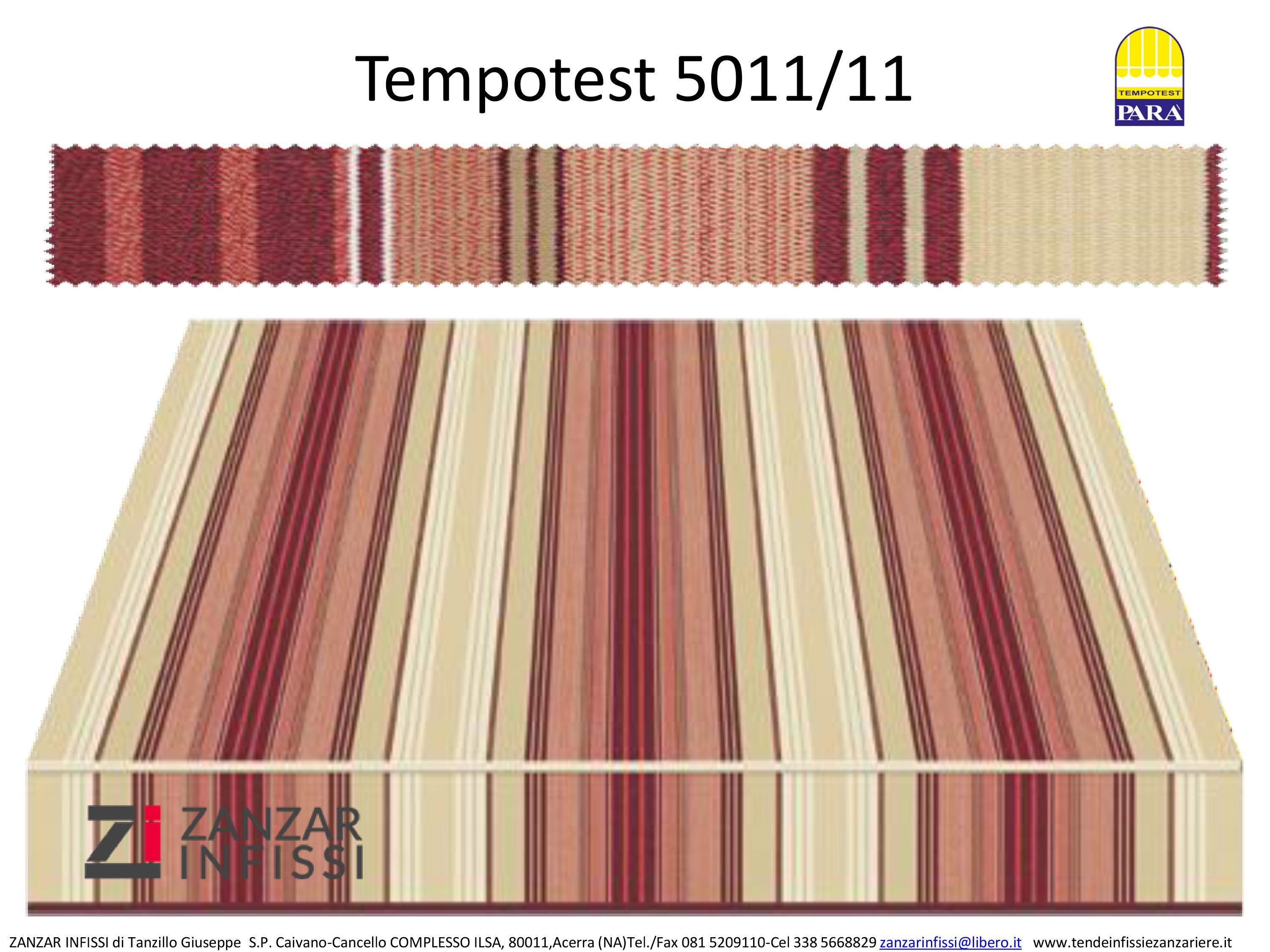 Tempotest 5011/11