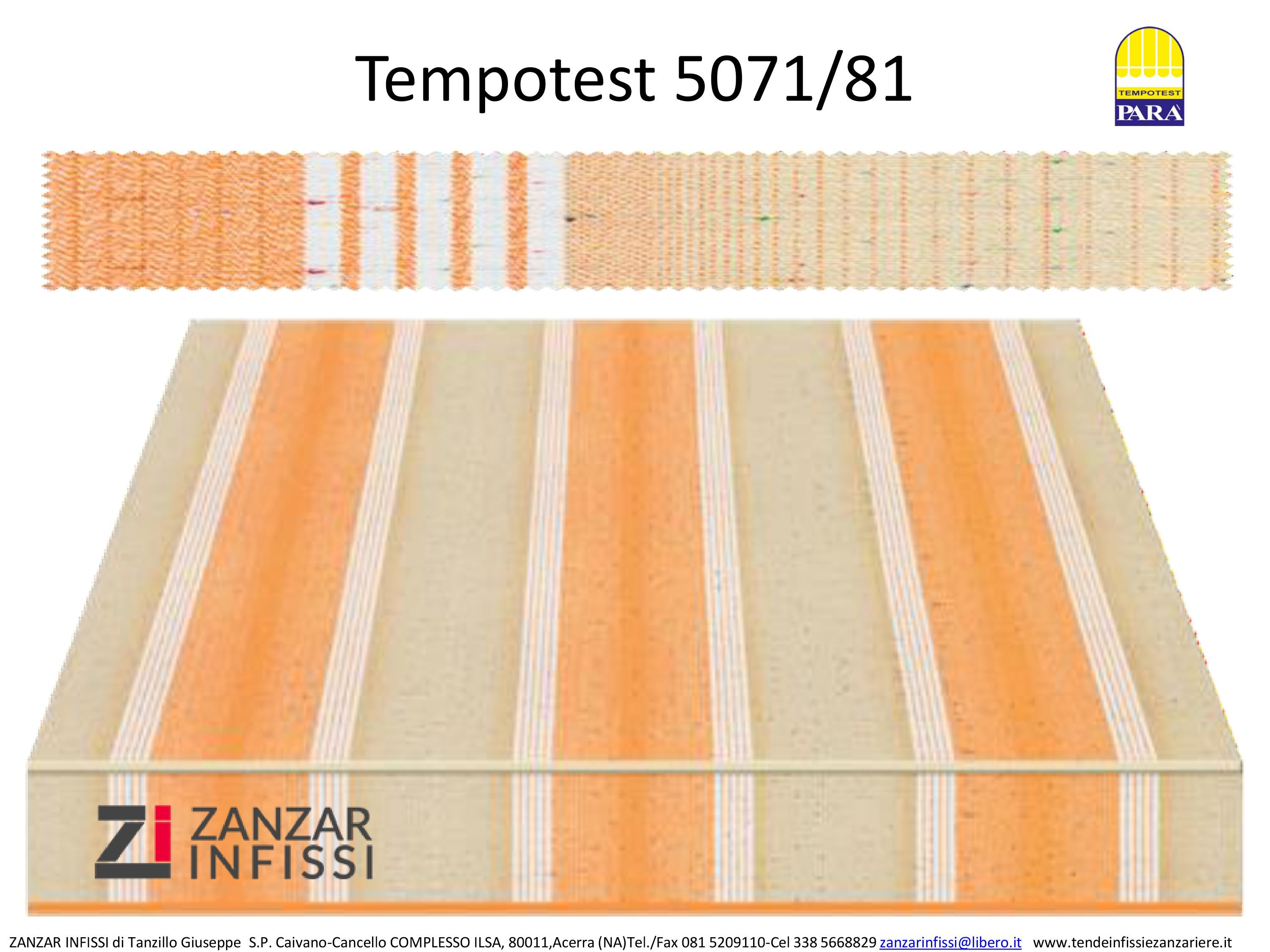 Tempotest 5071/81