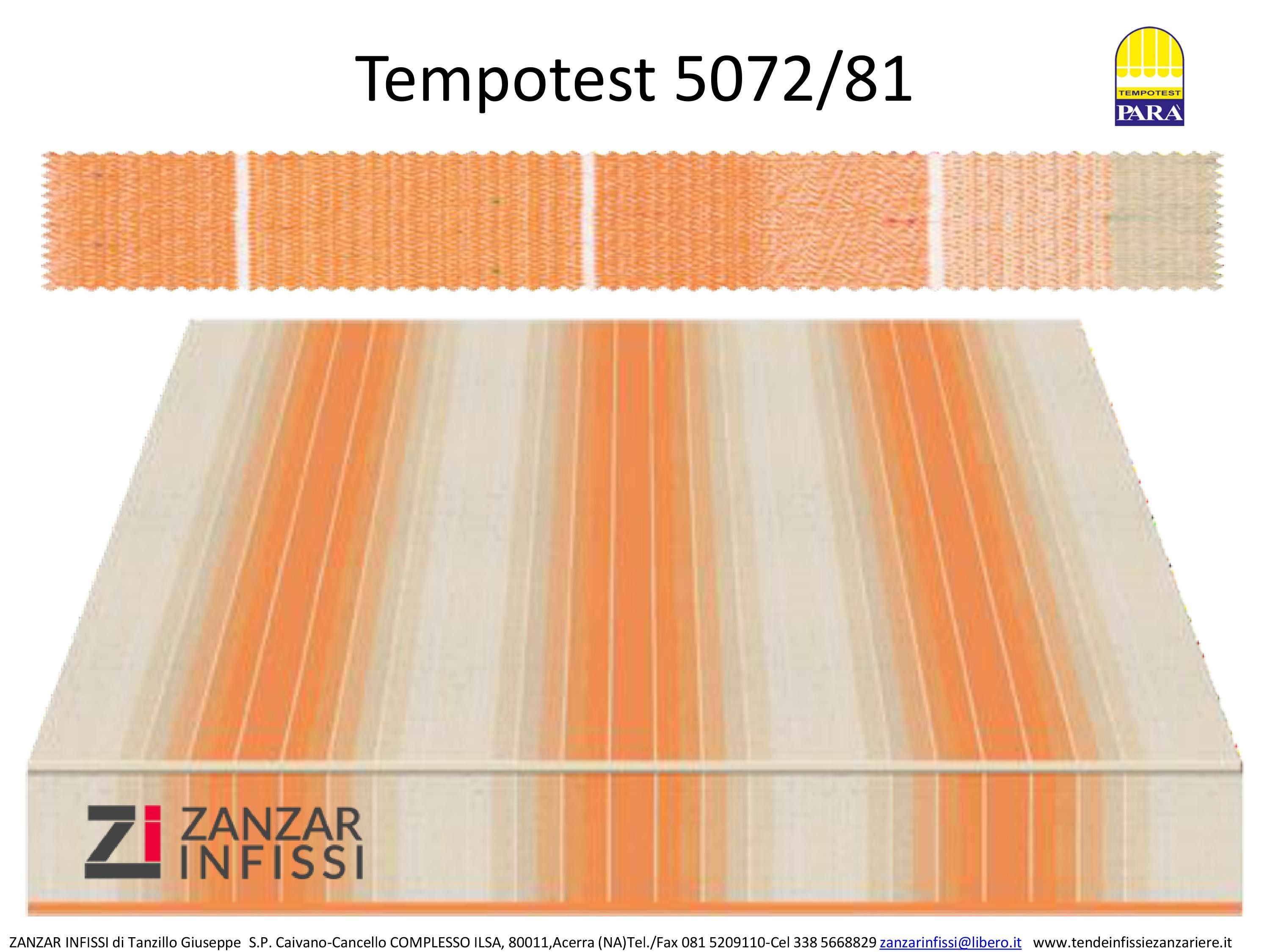 Tempotest 5072/81