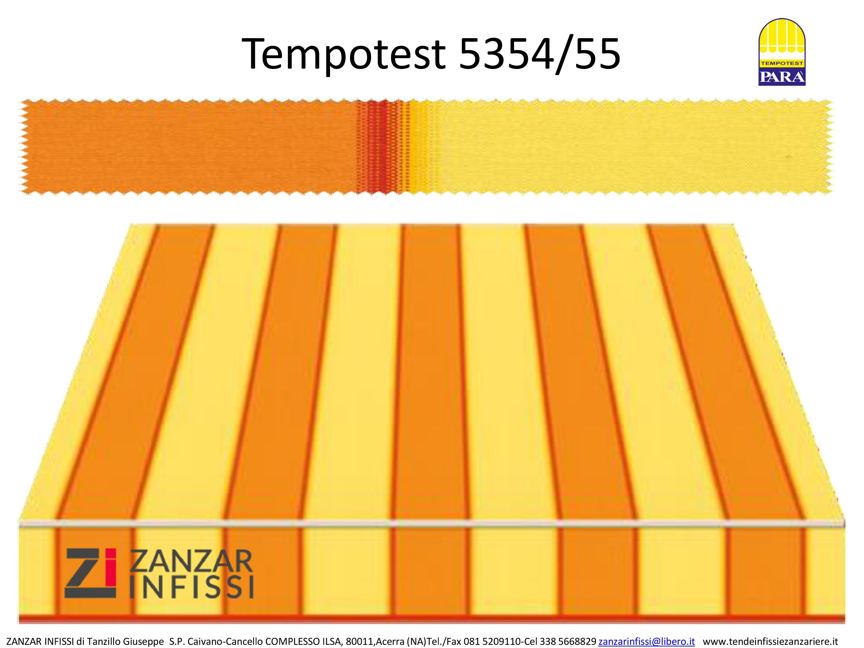 Tempotest 5354/55