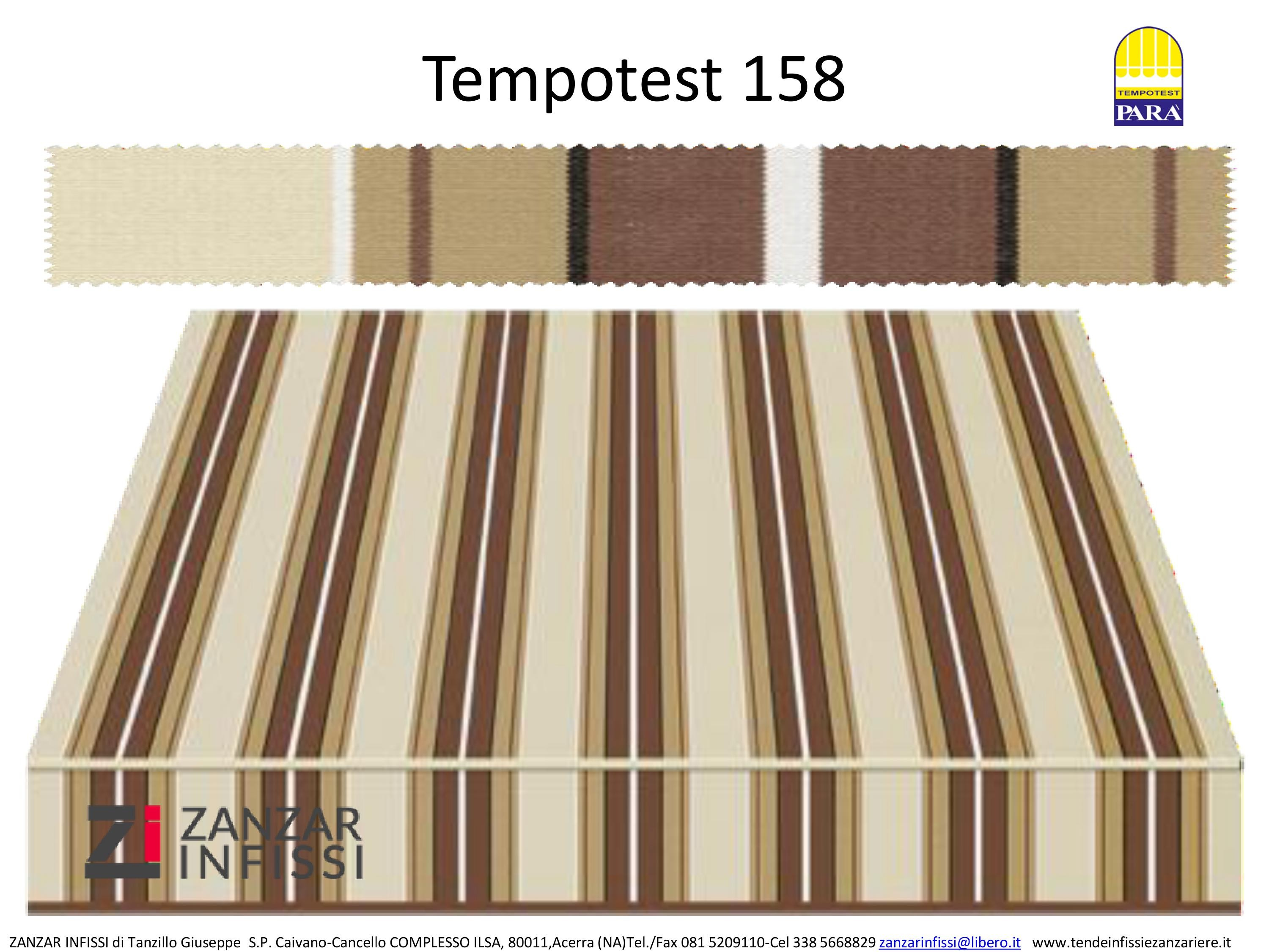 Tempotest 158