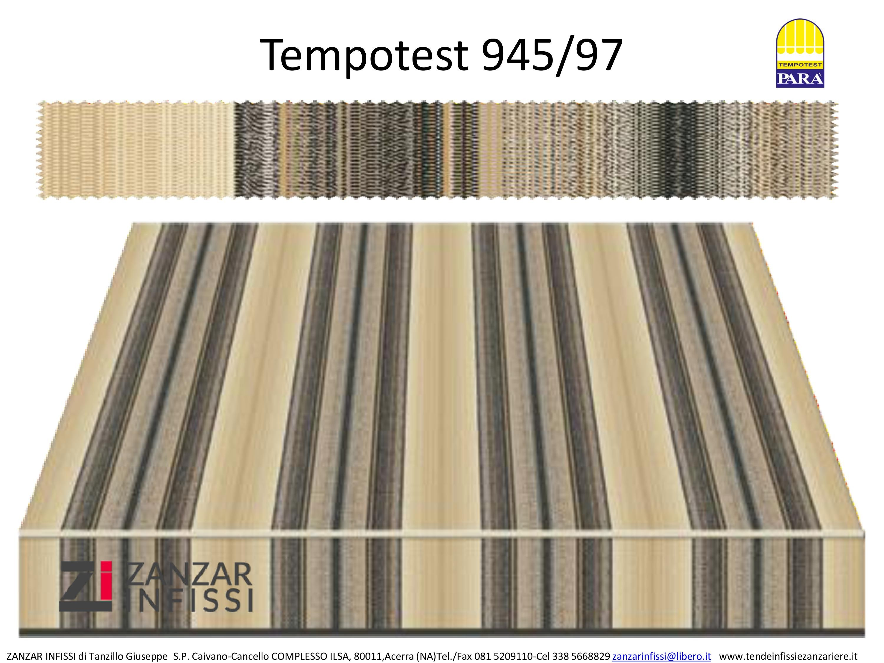 Tempotest 945/97