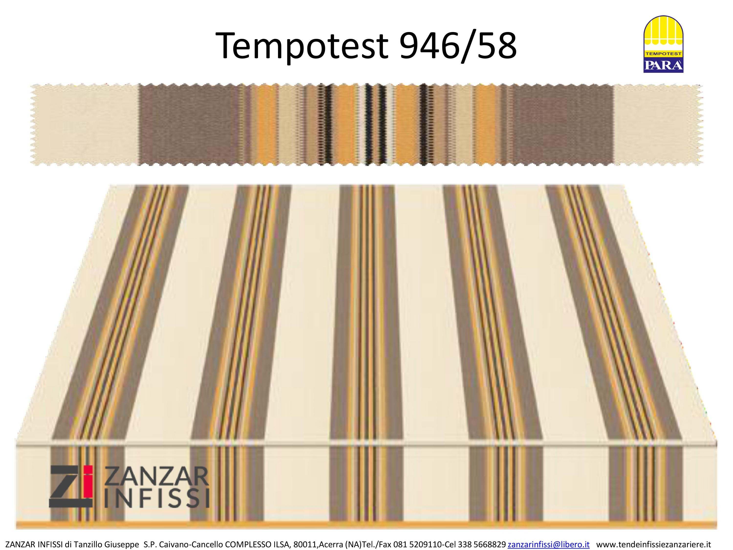Tempotest 946/58