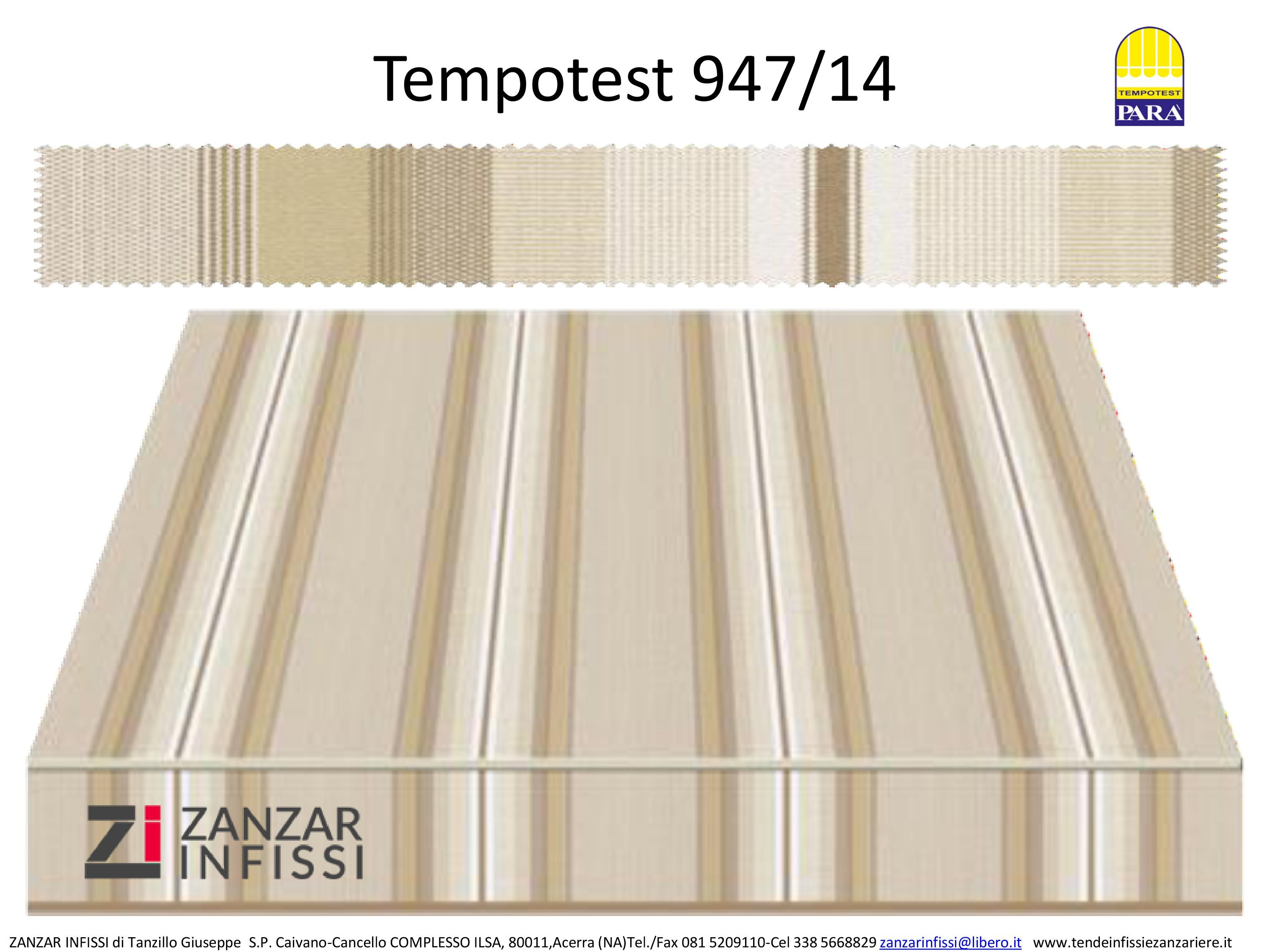 Tempotest 947/14