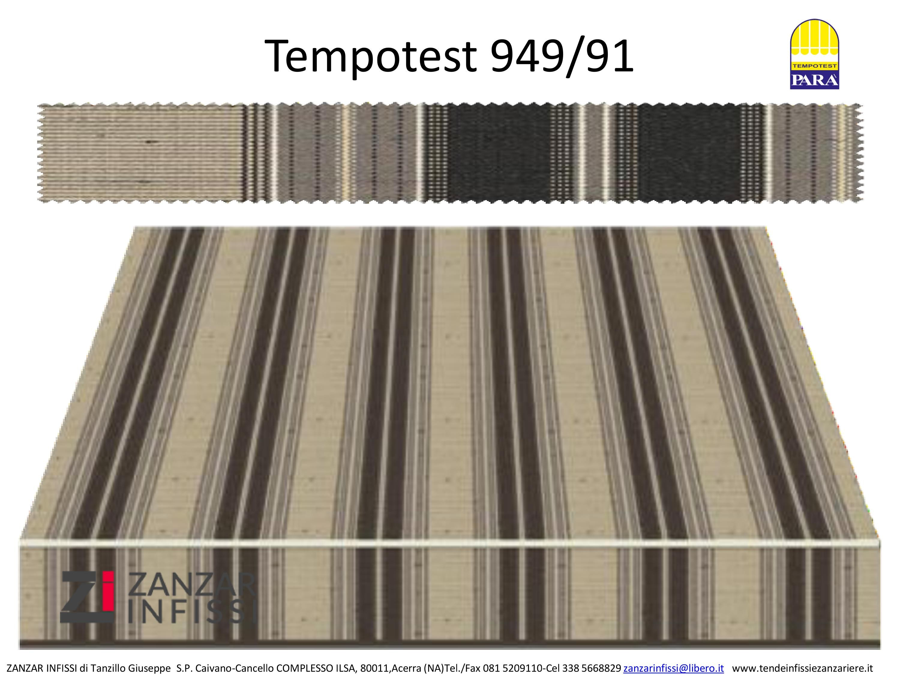 Tempotest 949/91