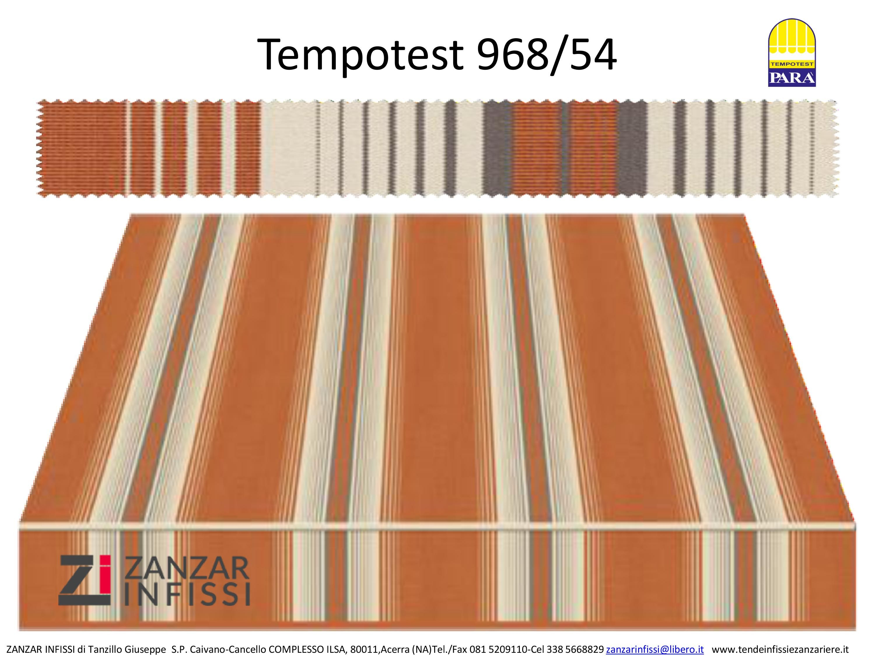 Tempotest 968/54