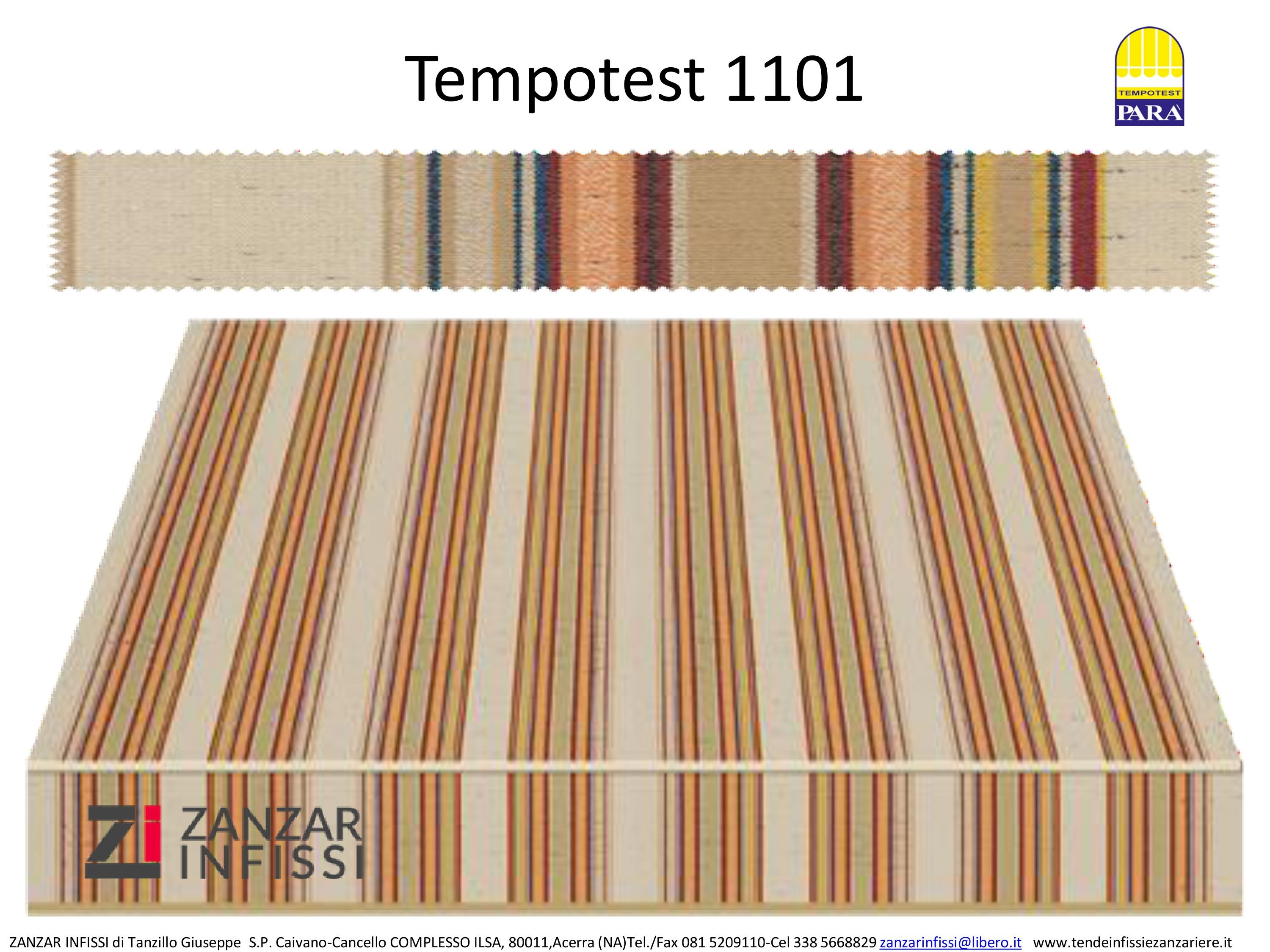 Tempotest 1101