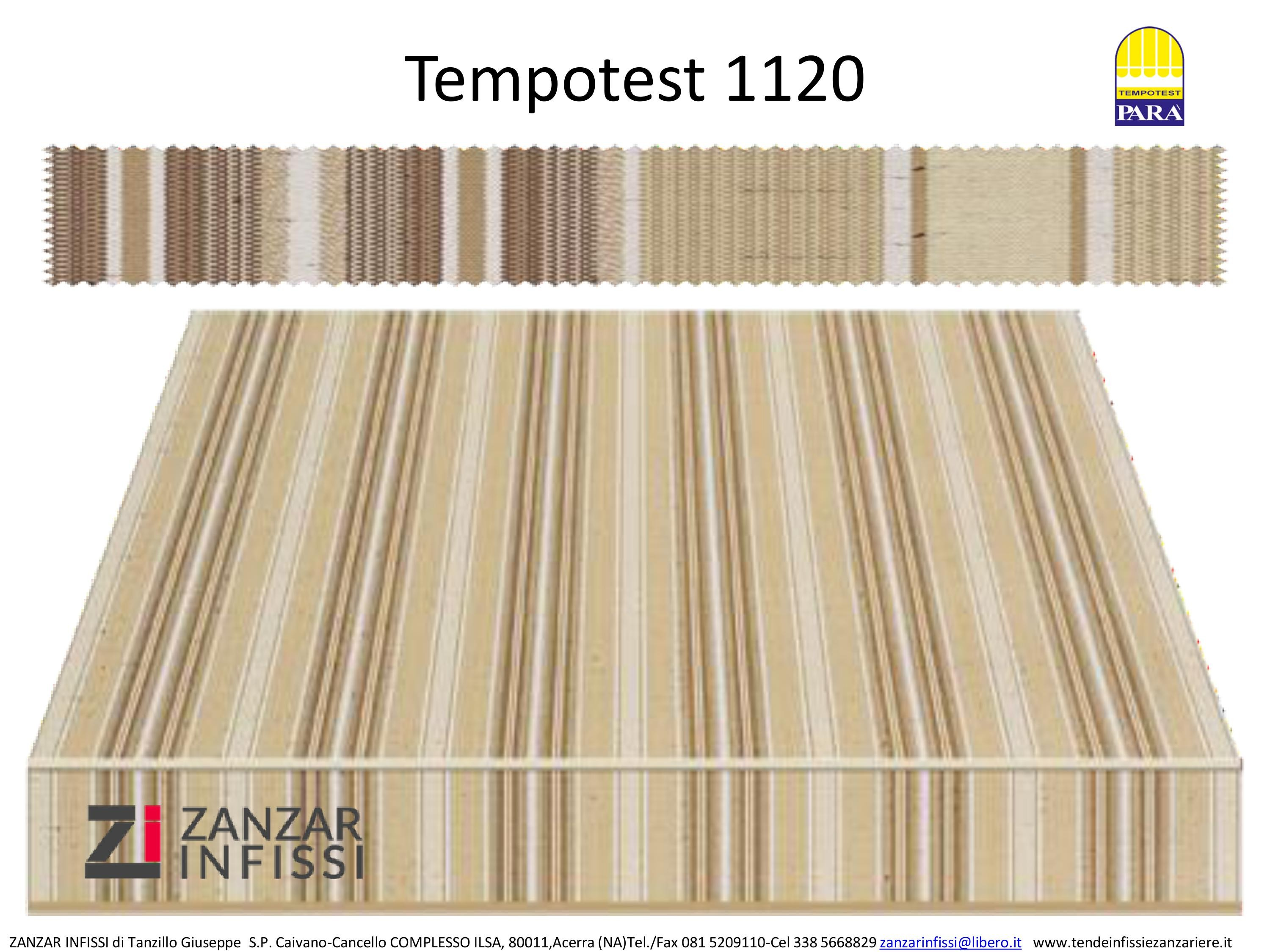 Tempotest 1120