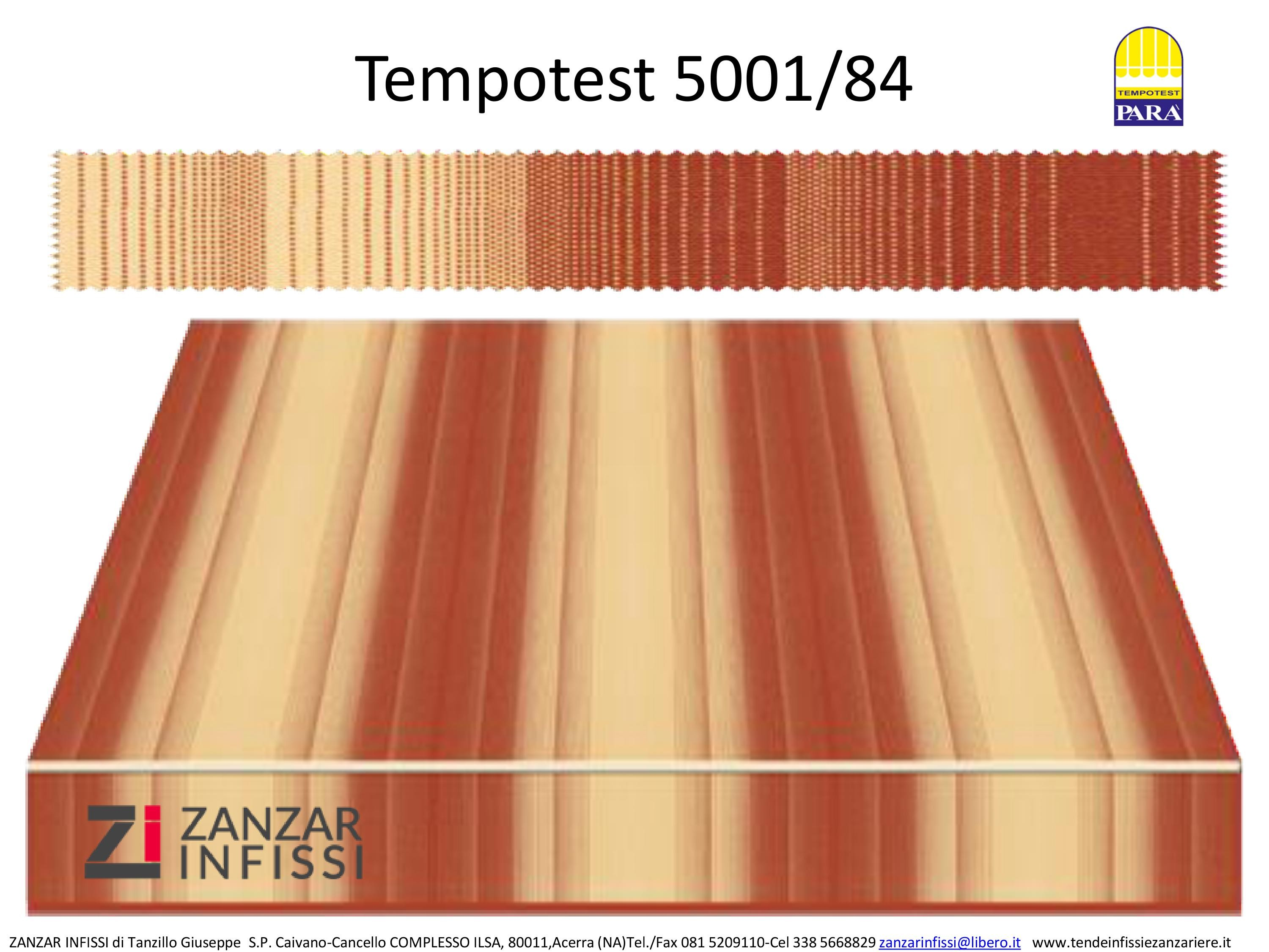 Tempotest 5001/84