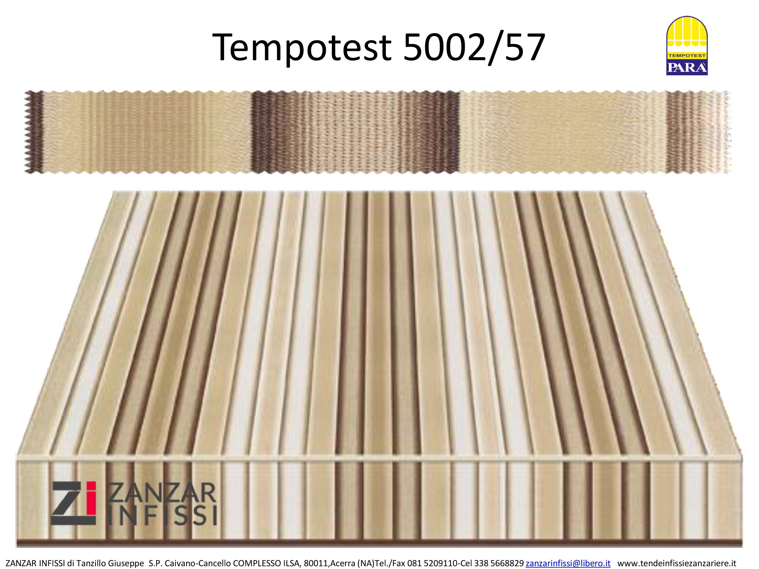 Tempotest 5002/57