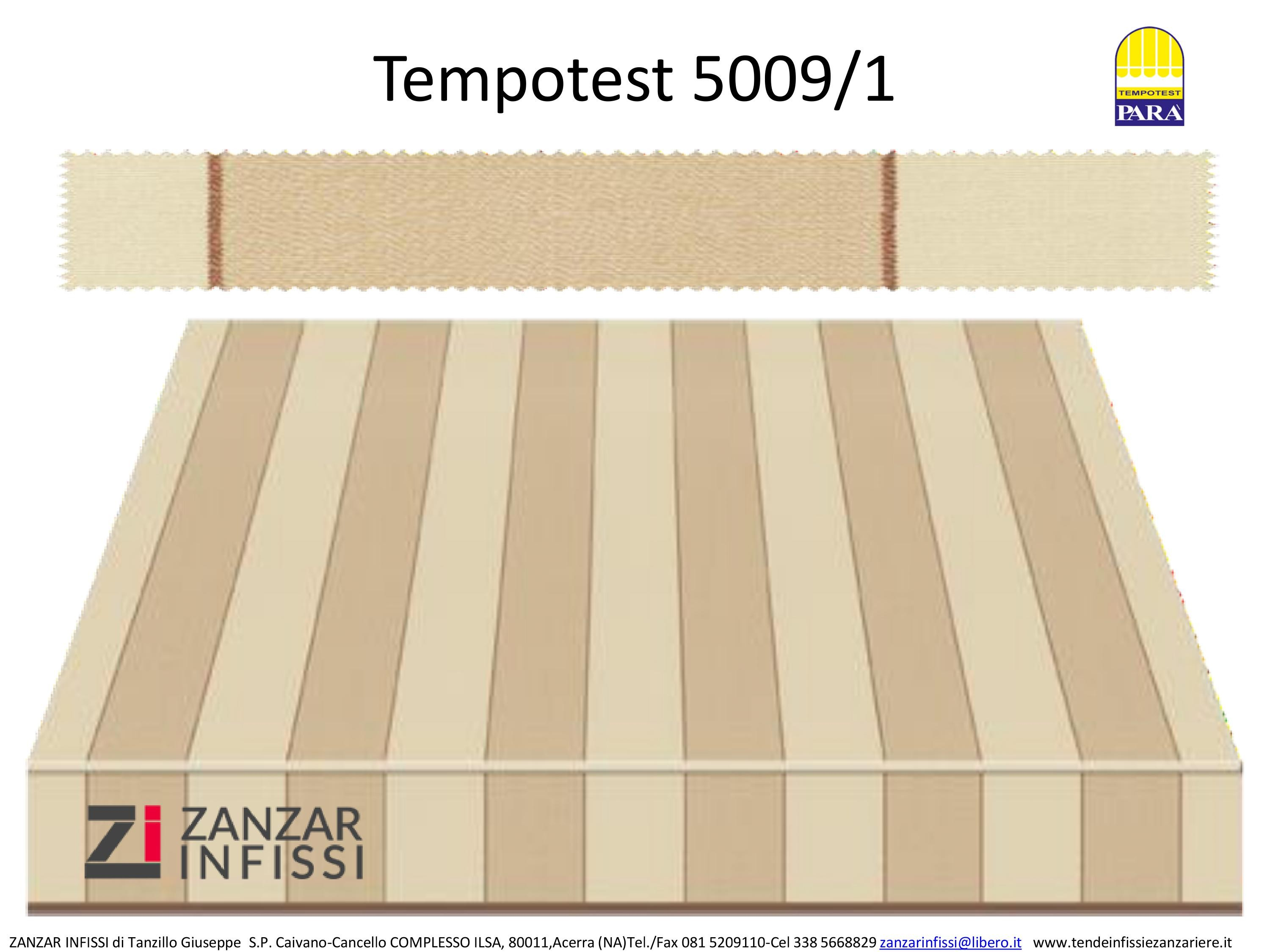 Tempotest 5009/1