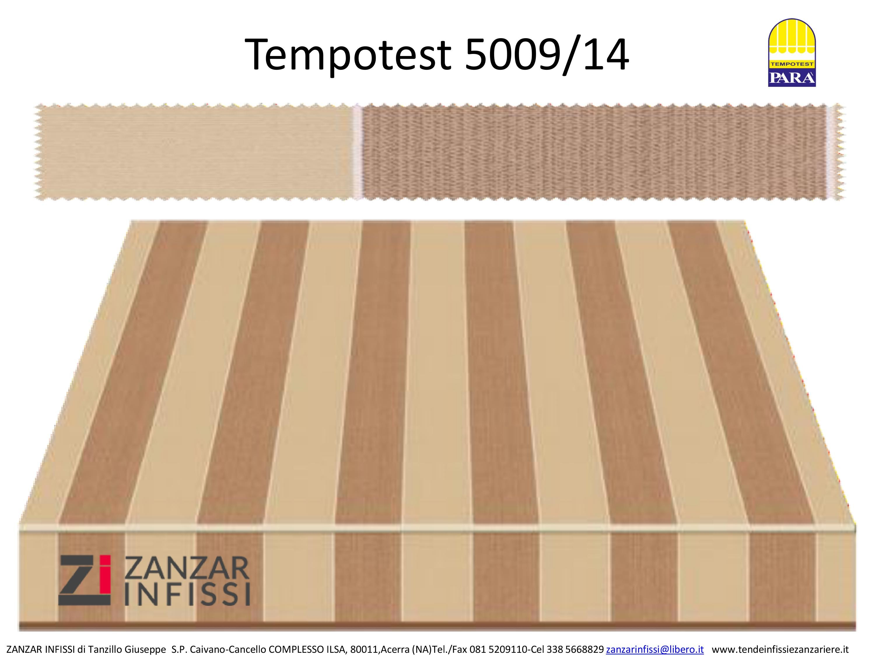 Tempotest 5009/14