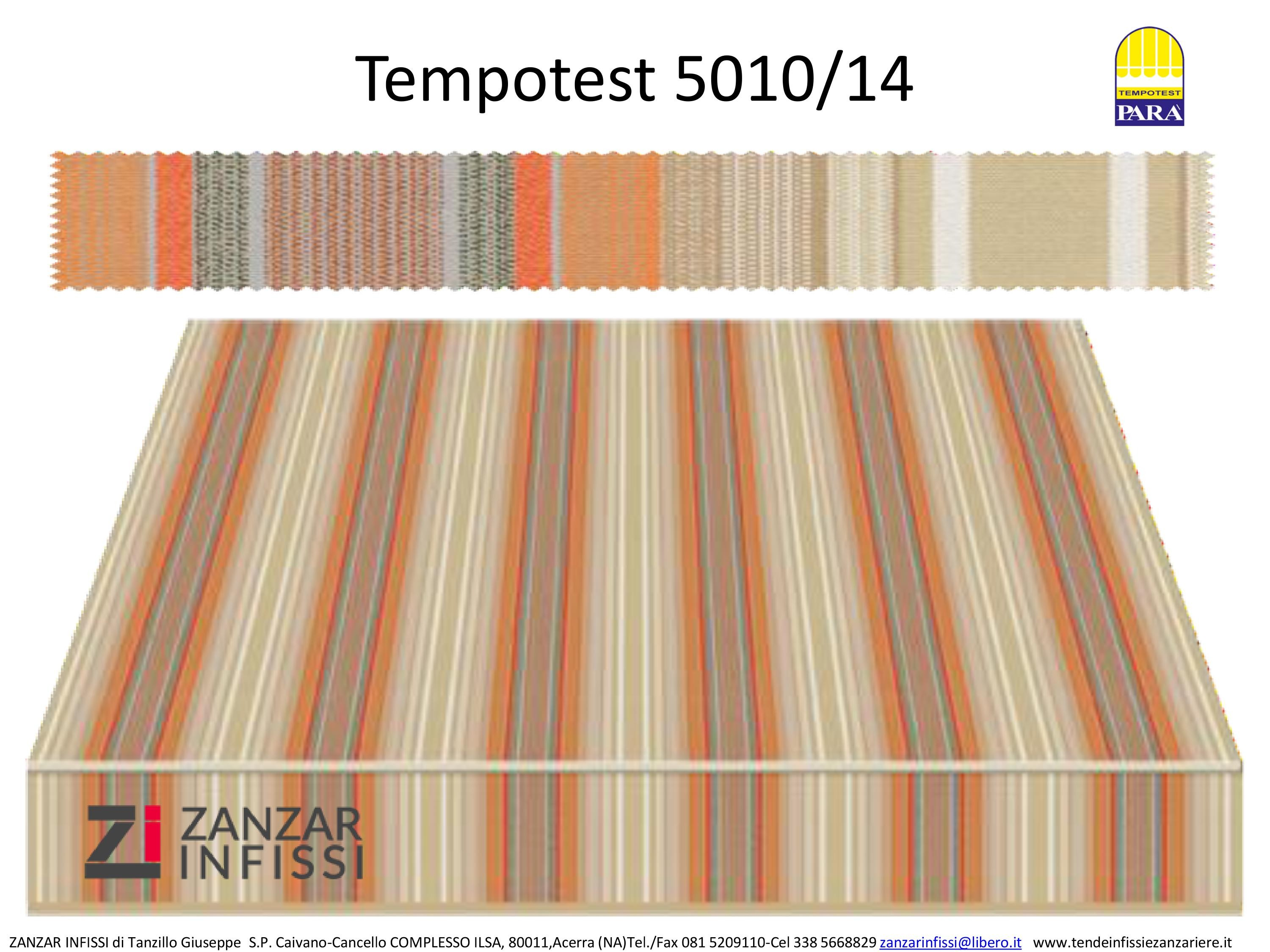 Tempotest 5010/14