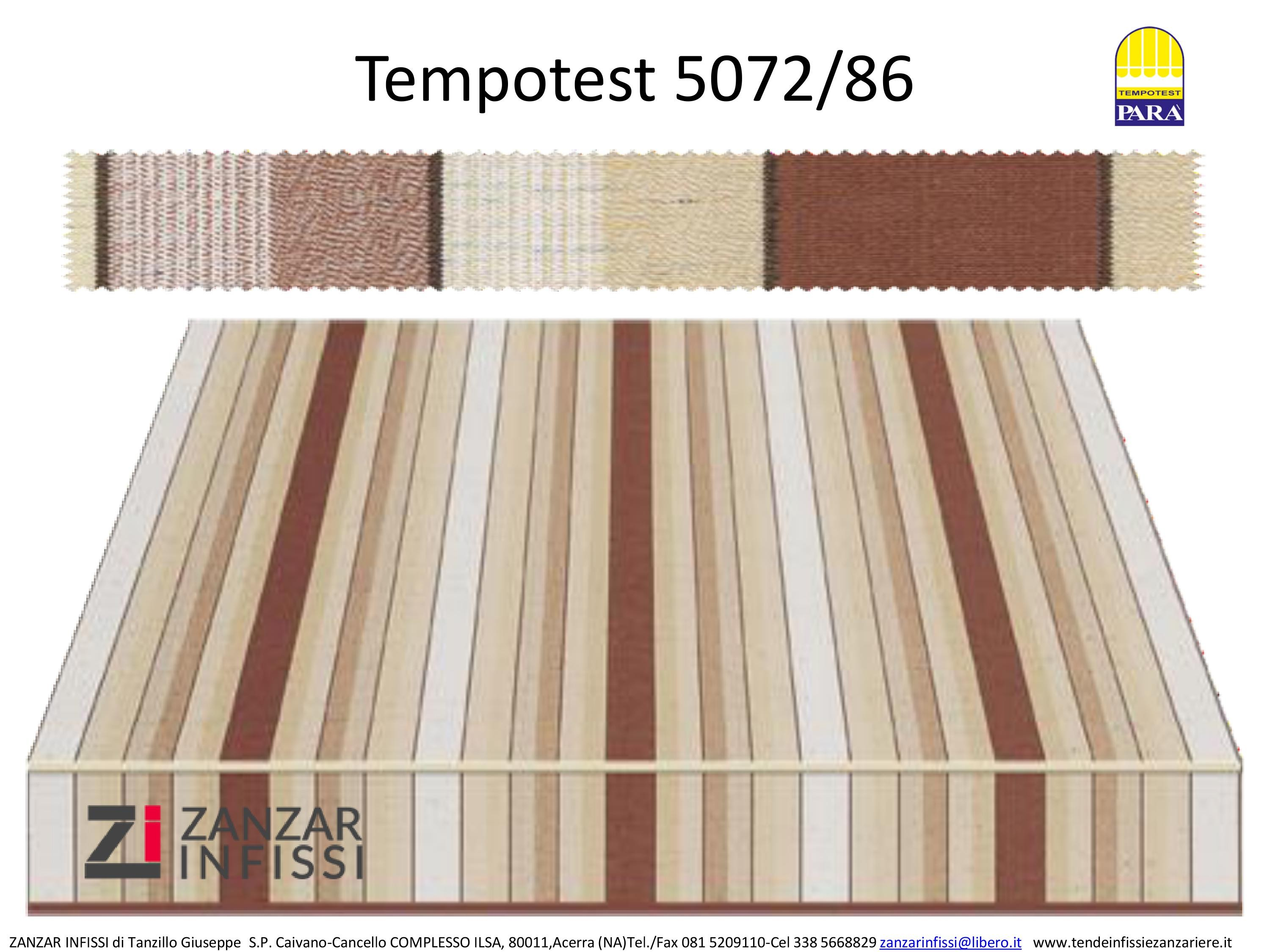Tempotest 5072/86
