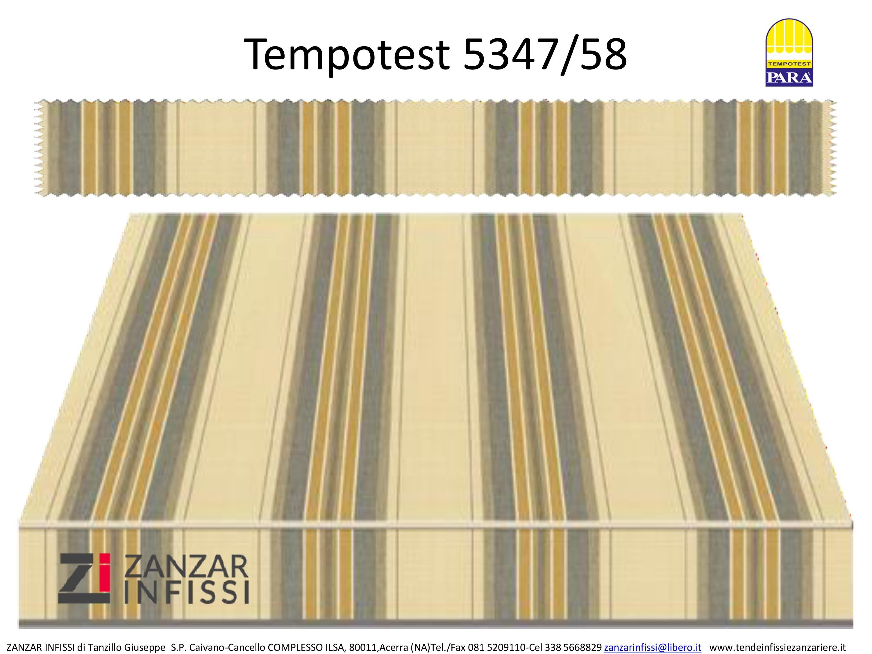 Tempotest 5347/58