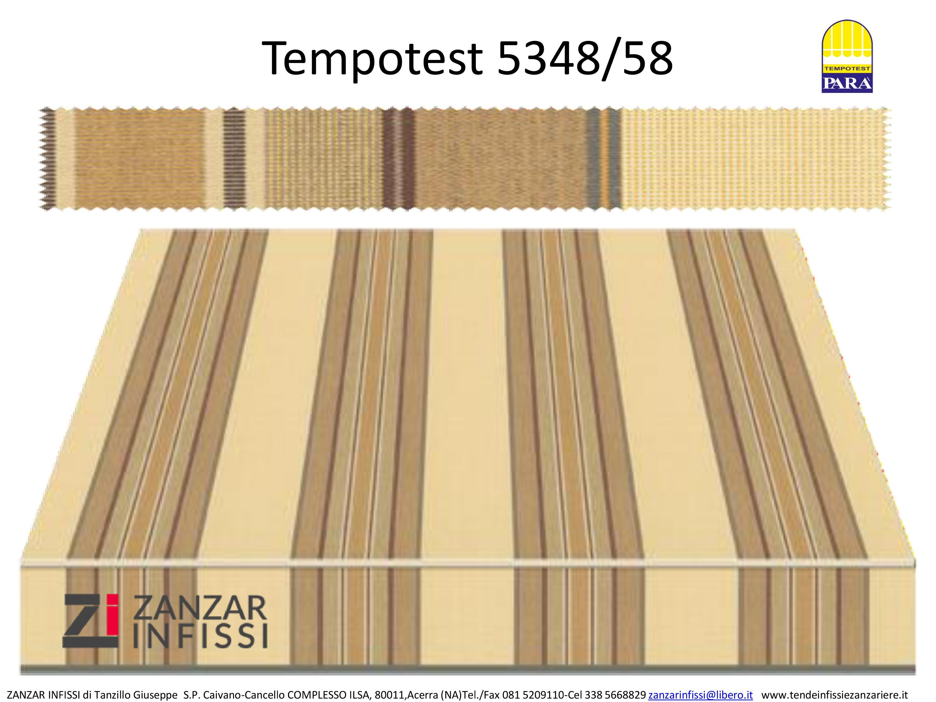 Tempotest 5348/58