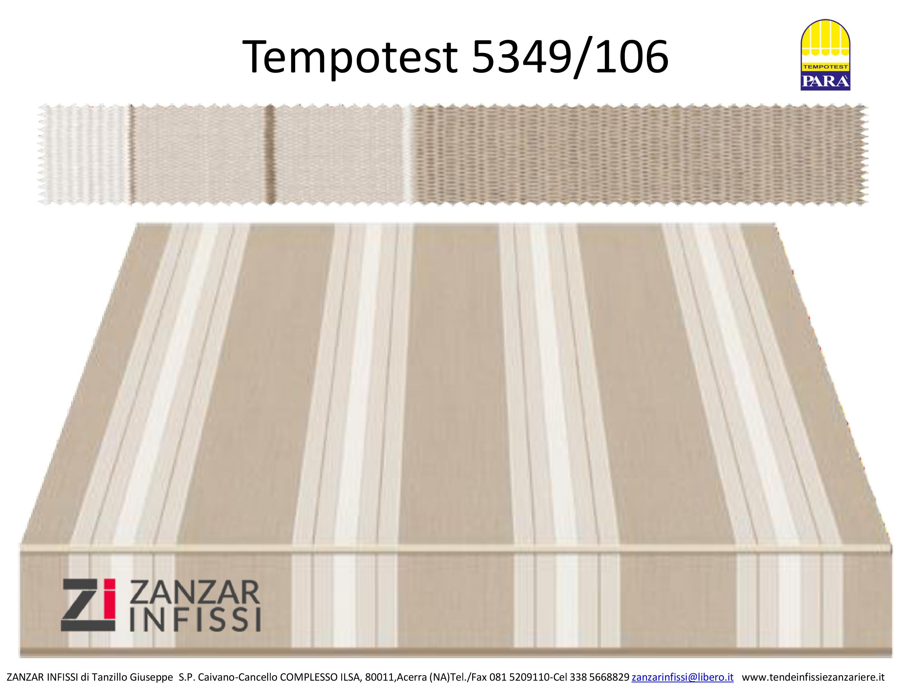 Tempotest 5349/106