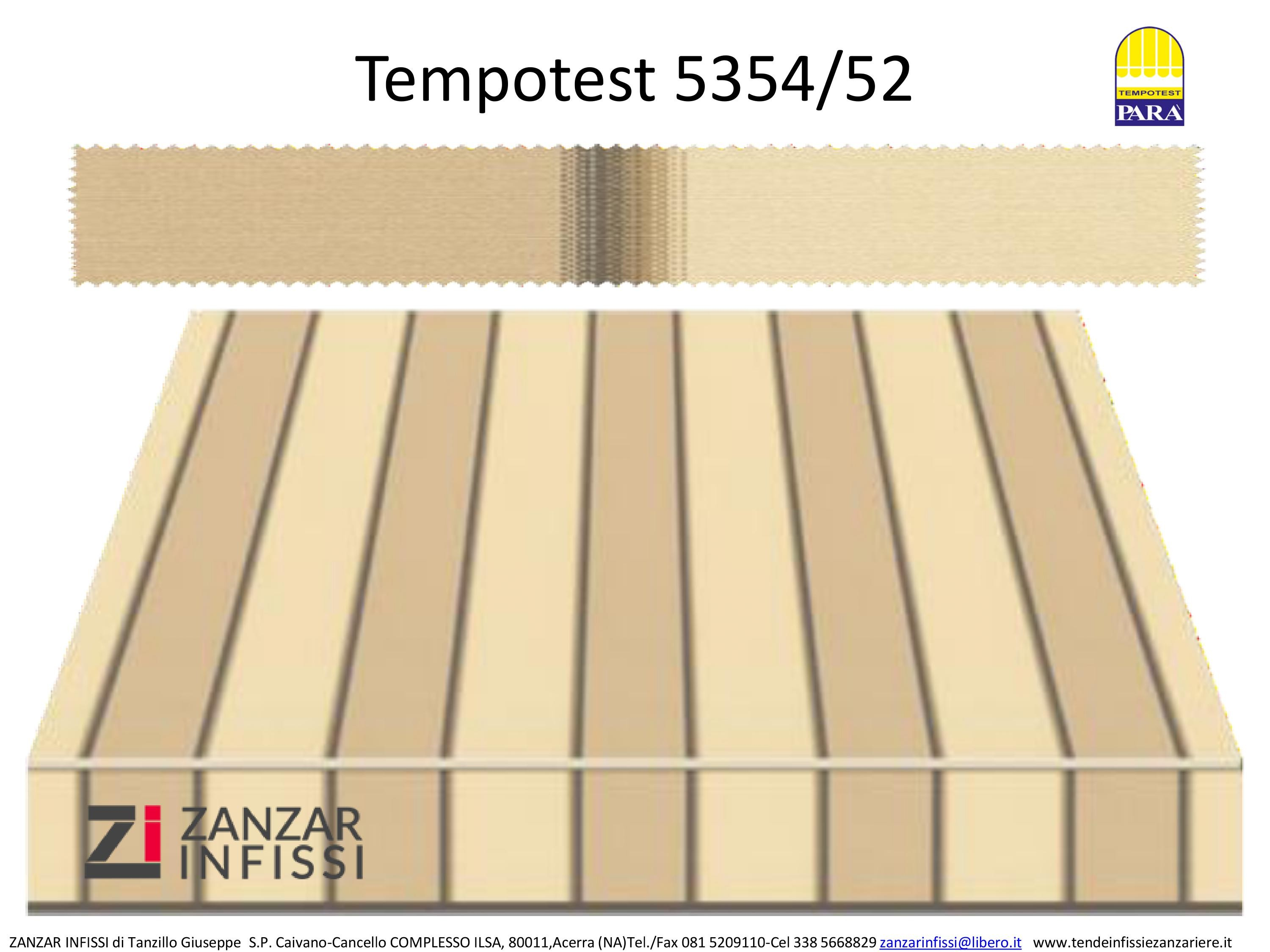 Tempotest 5354/52