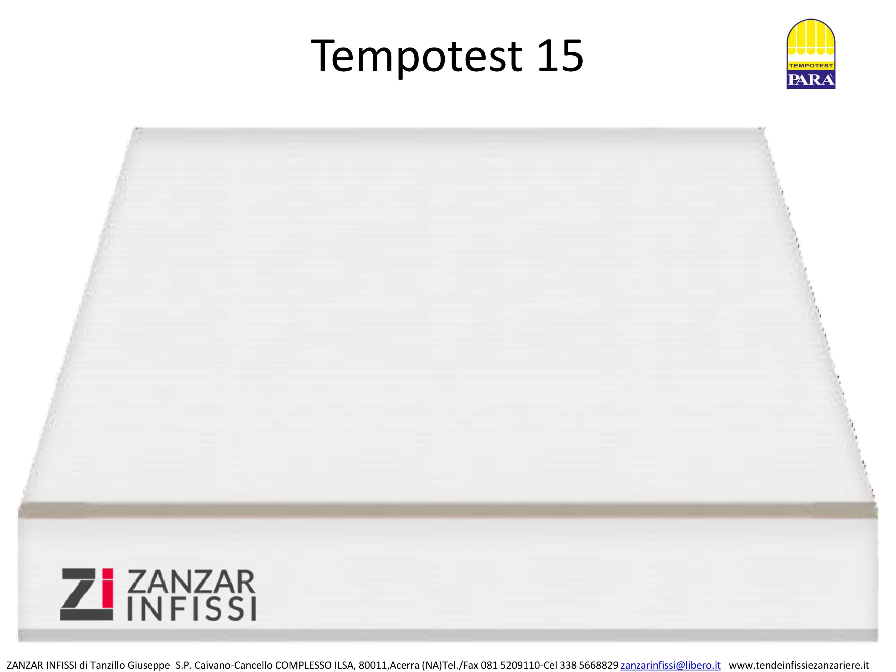 Tempotest 15