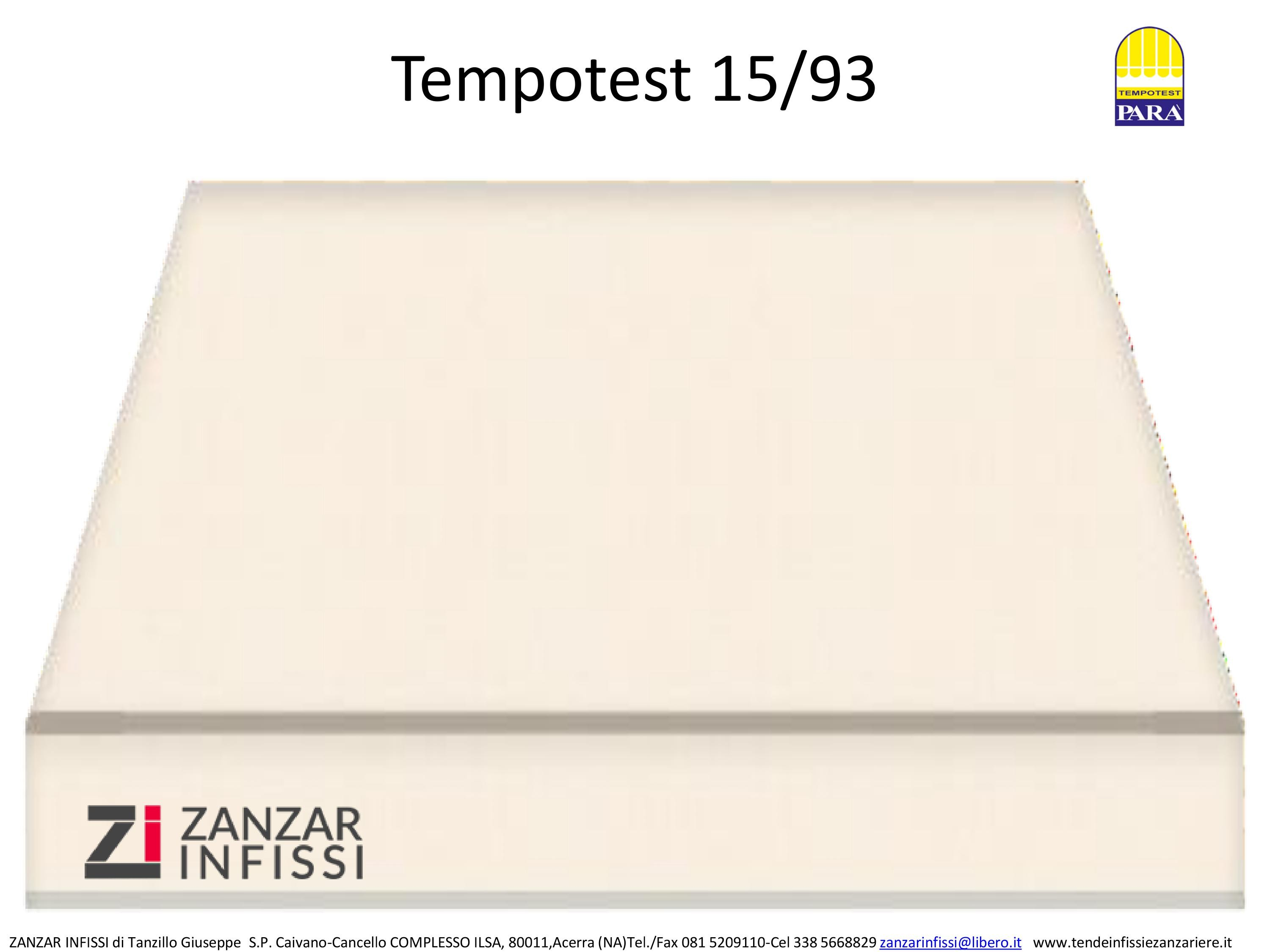 Tempotest 15/93