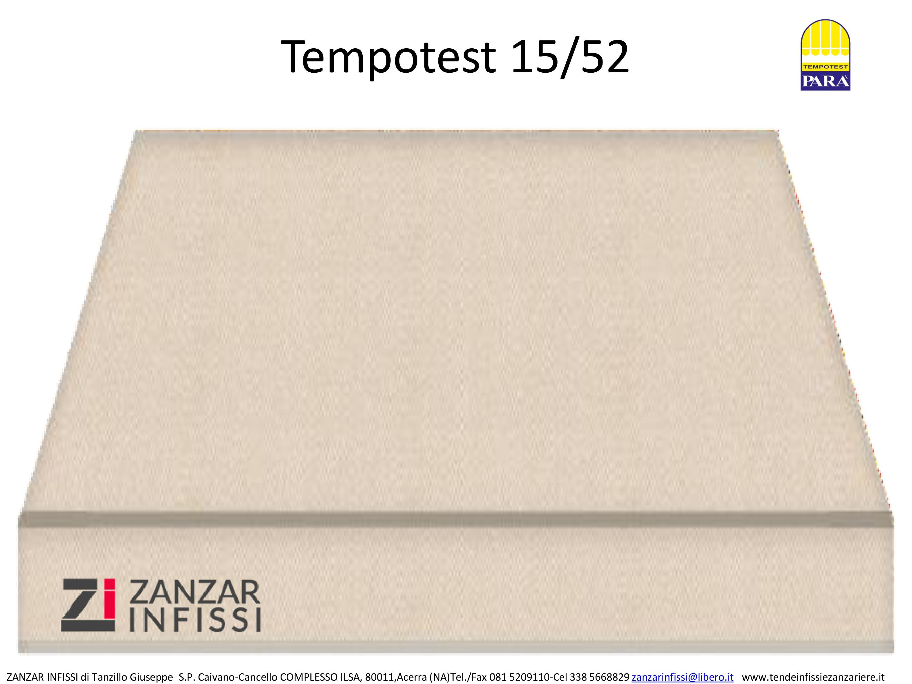 Tempotest 15/52