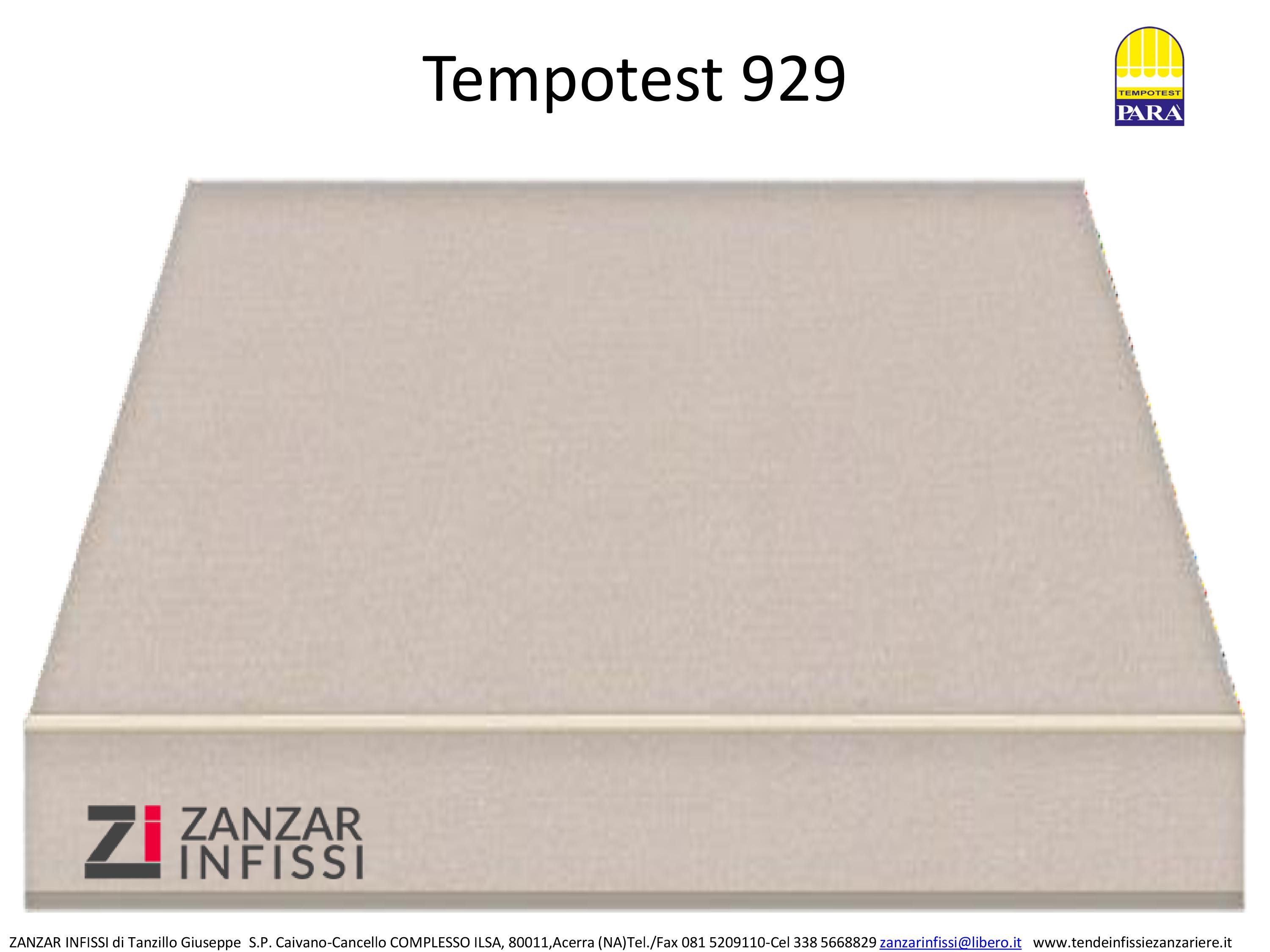 Tempotest 929