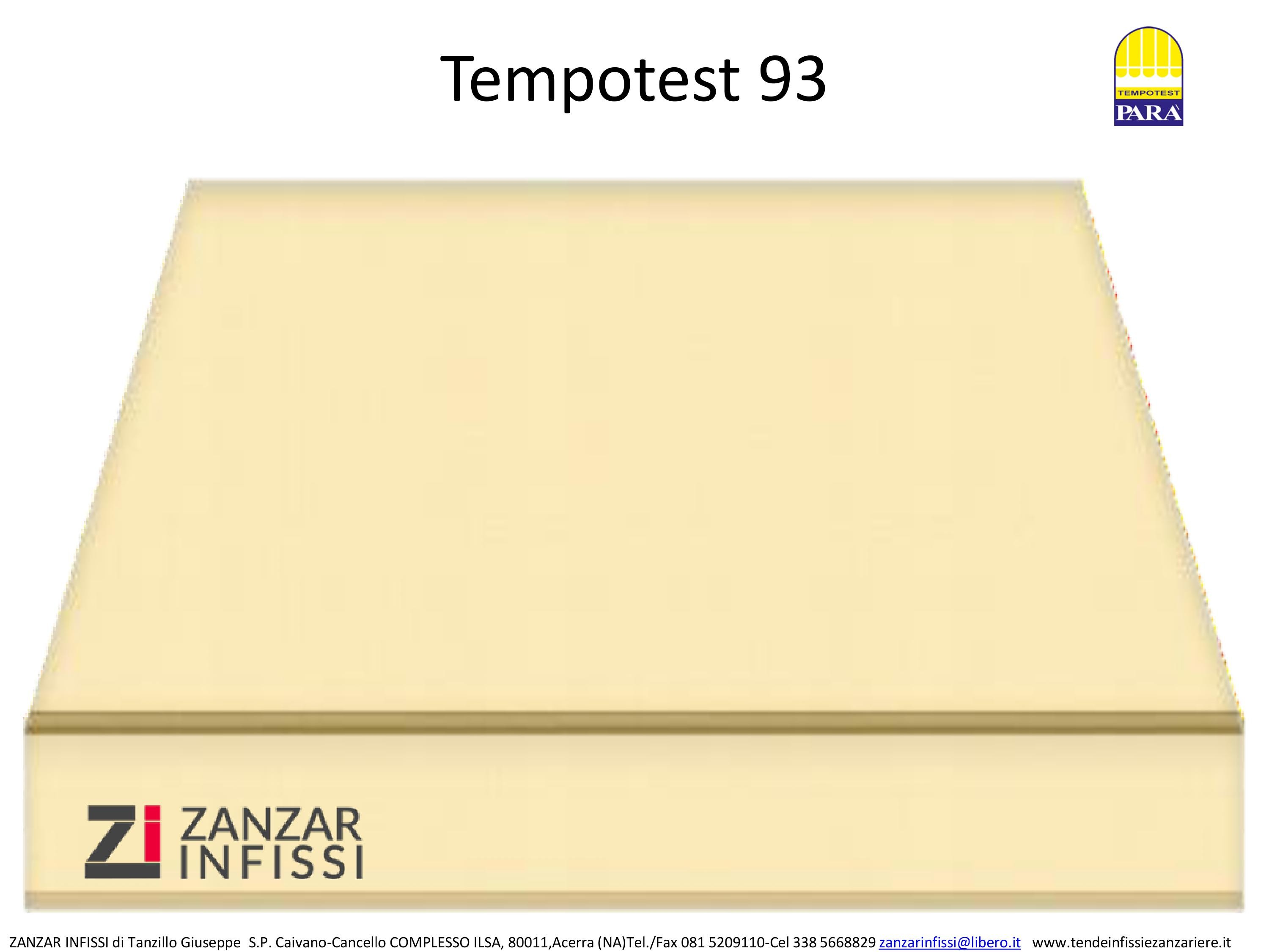 Tempotest 93