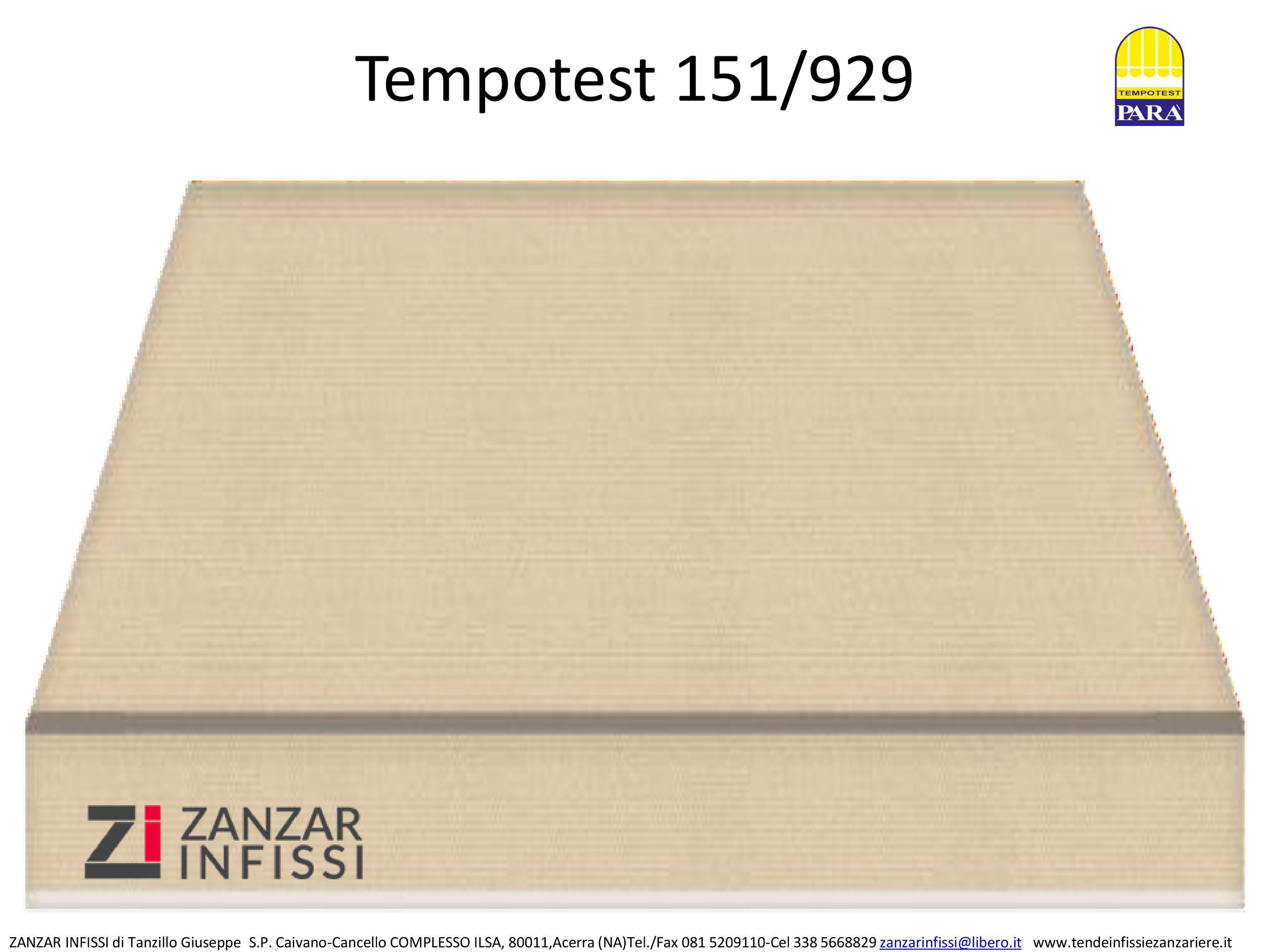 Tempotest 151/929