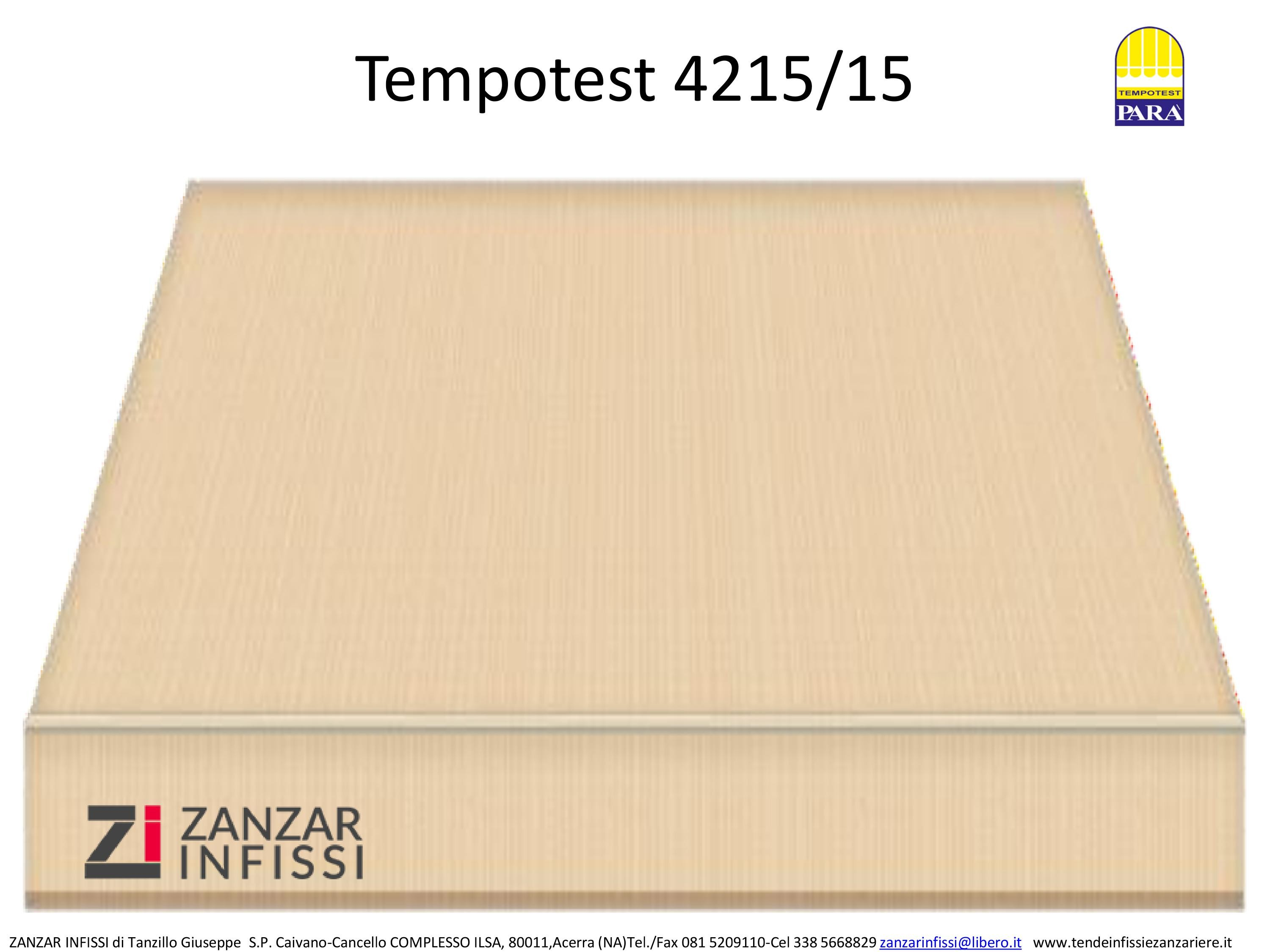 Tempotest 4215/15