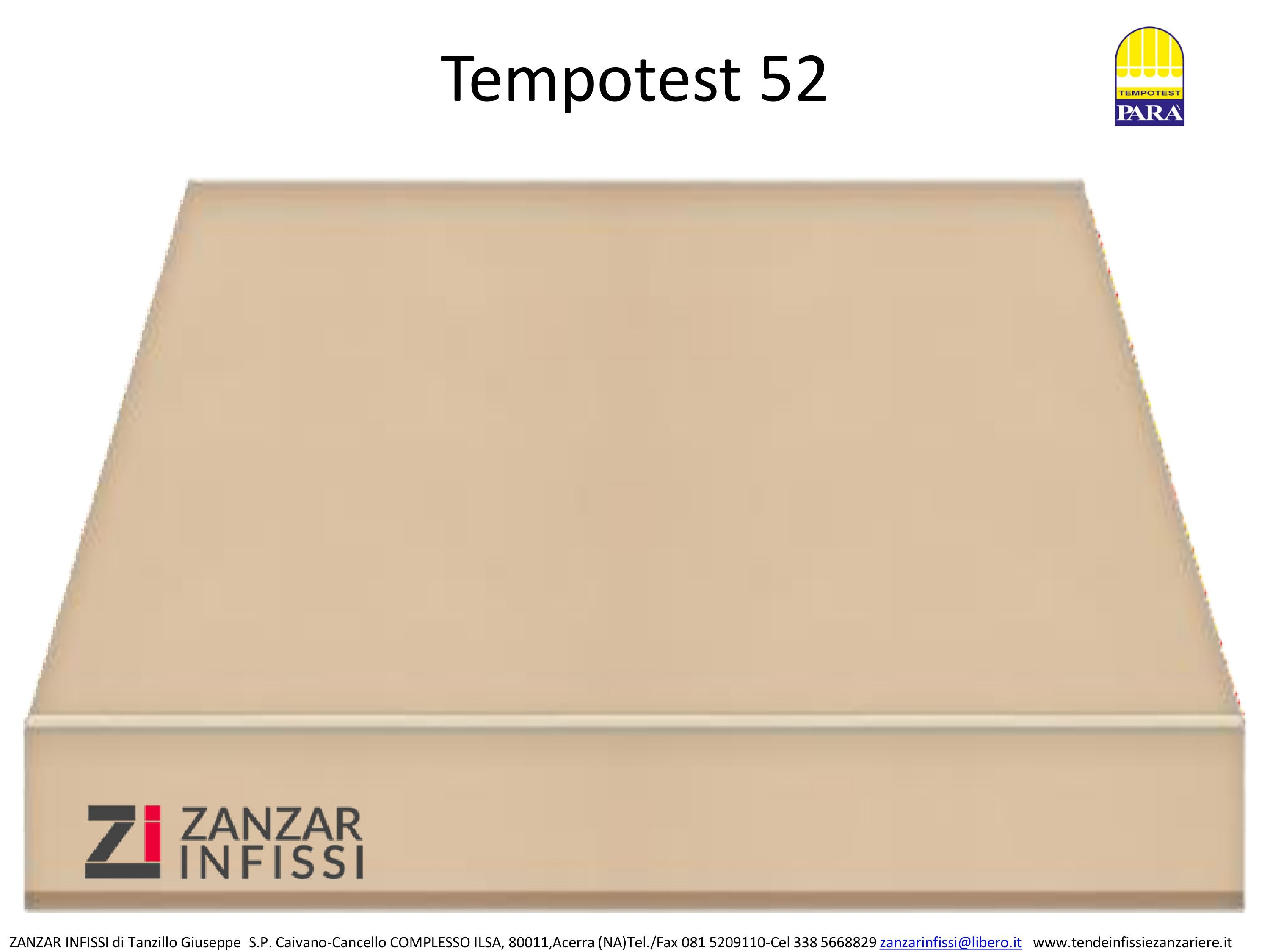 Tempotest 52