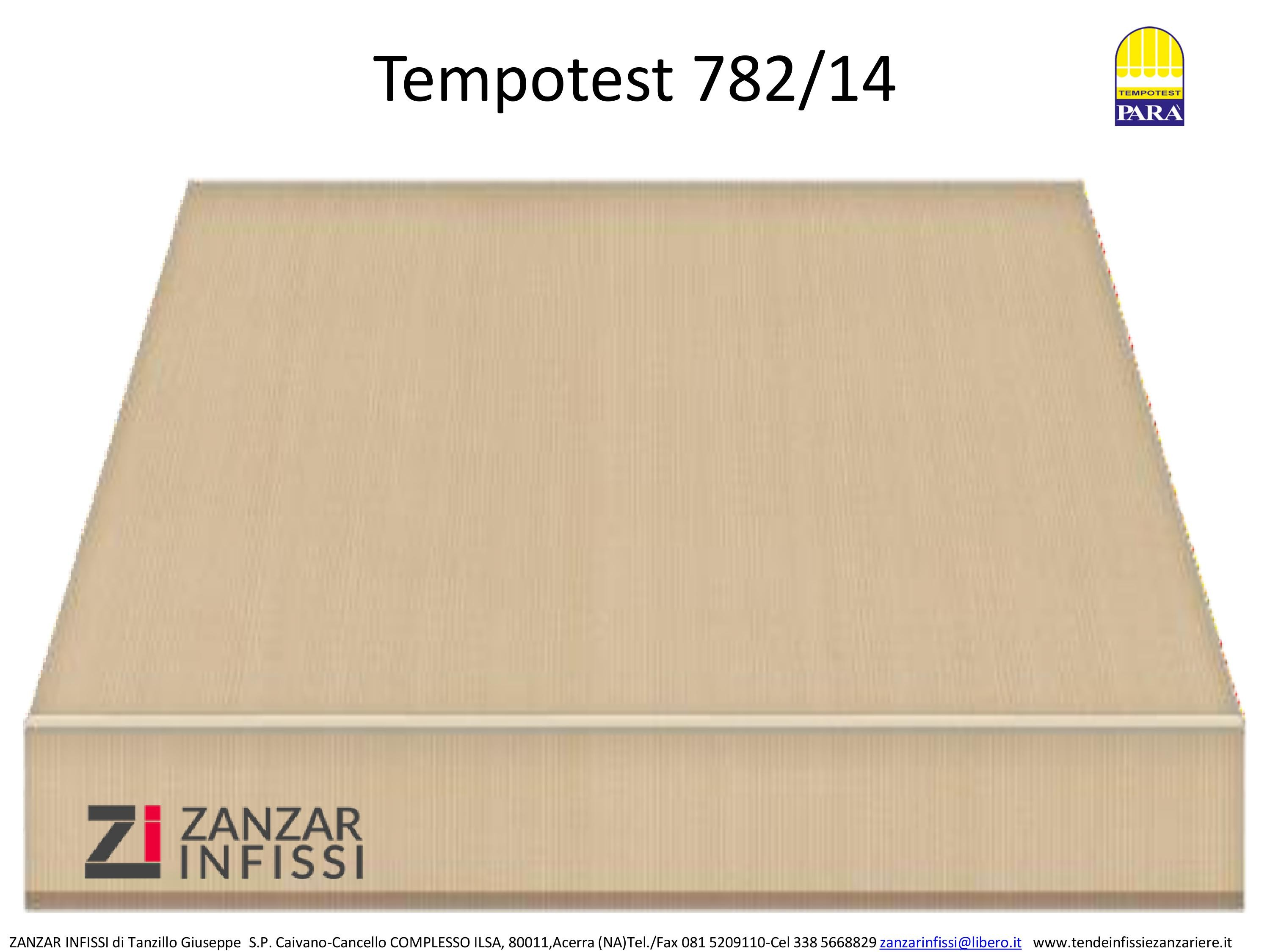Tempotest 782/14