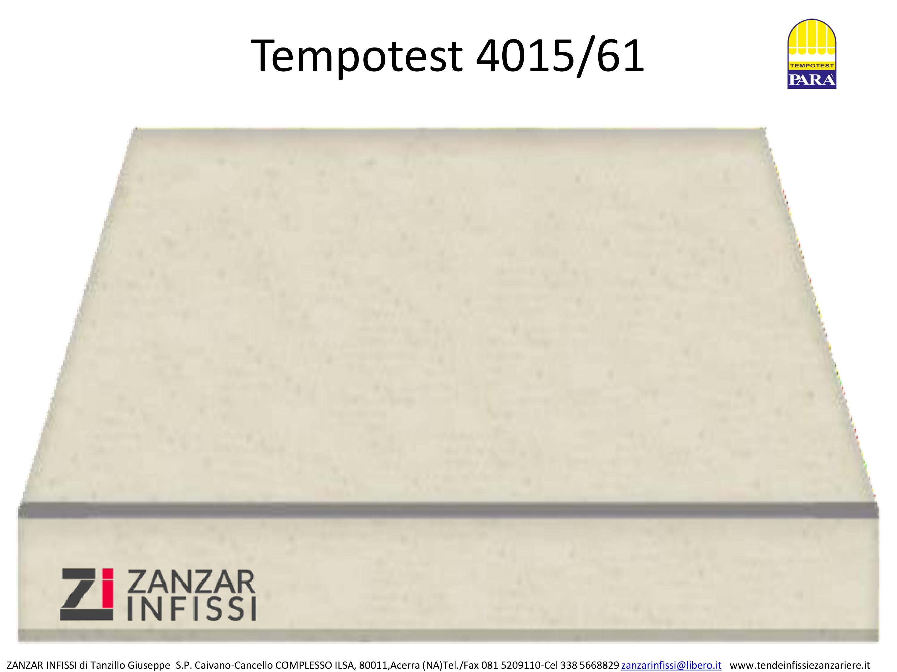 Tempotest 4015/61