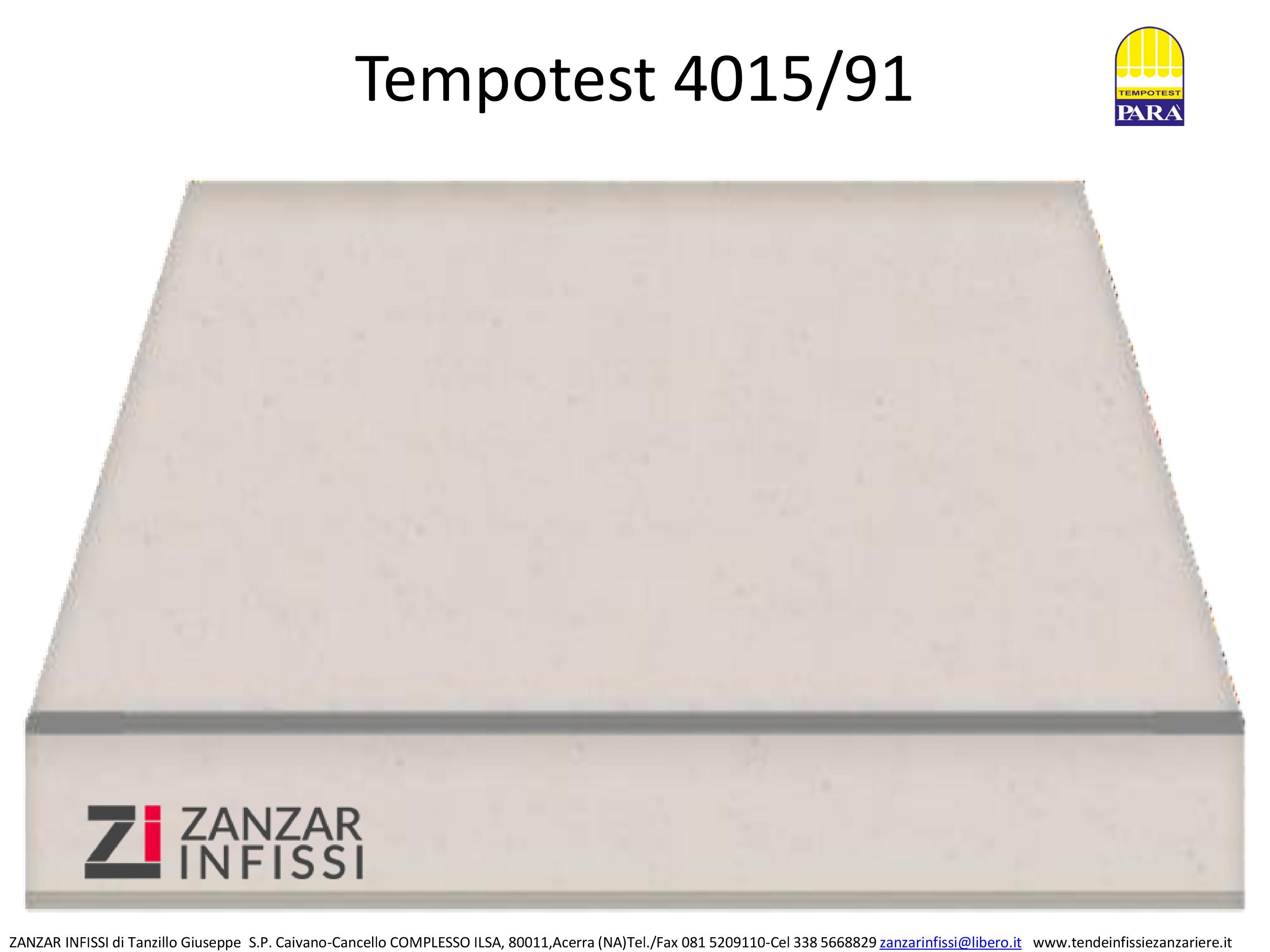Tempotest 4015/91