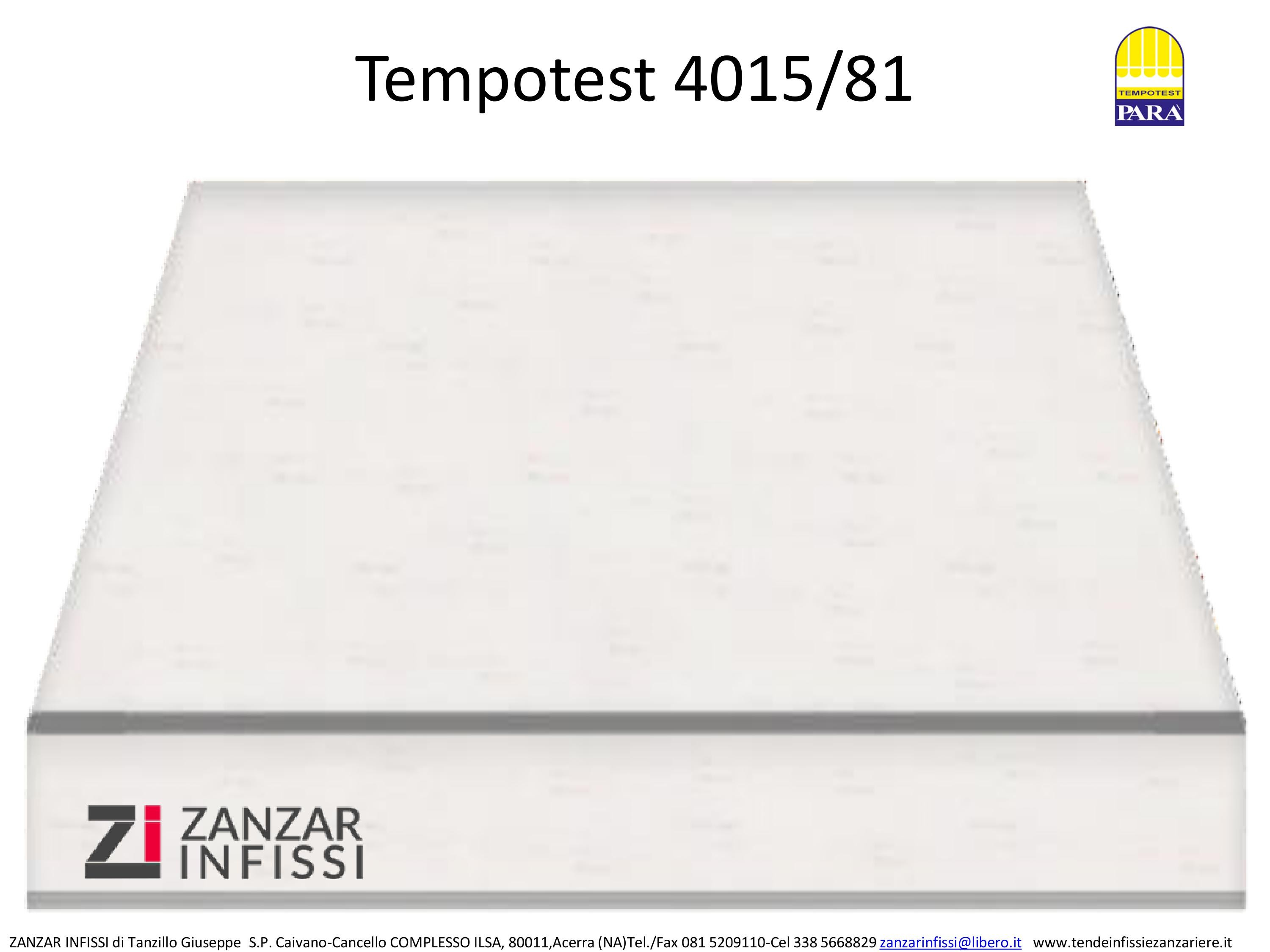 Tempotest 4015/81