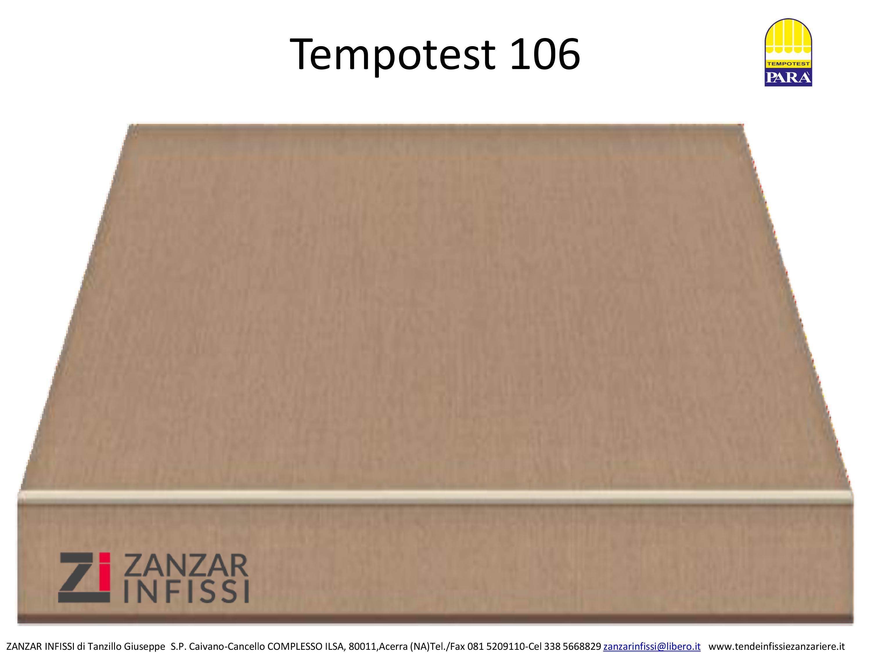 Tempotest 106
