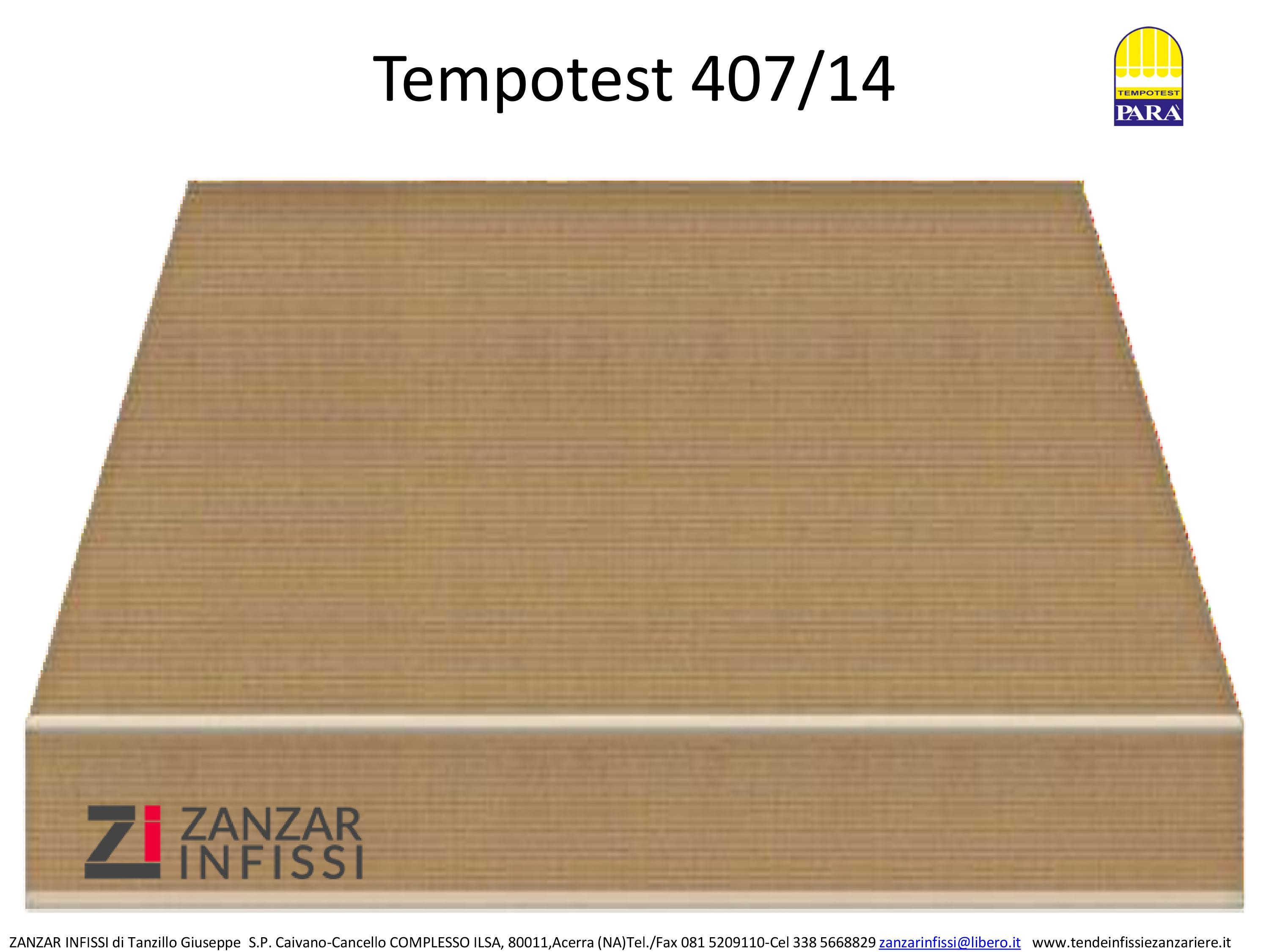 Tempotest 407/14