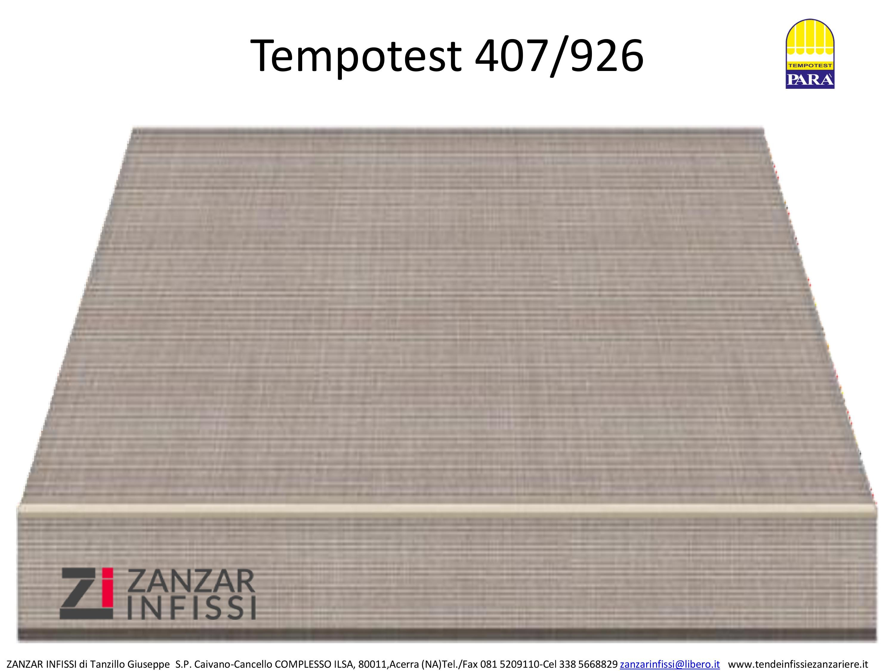 Tempotest 407/926
