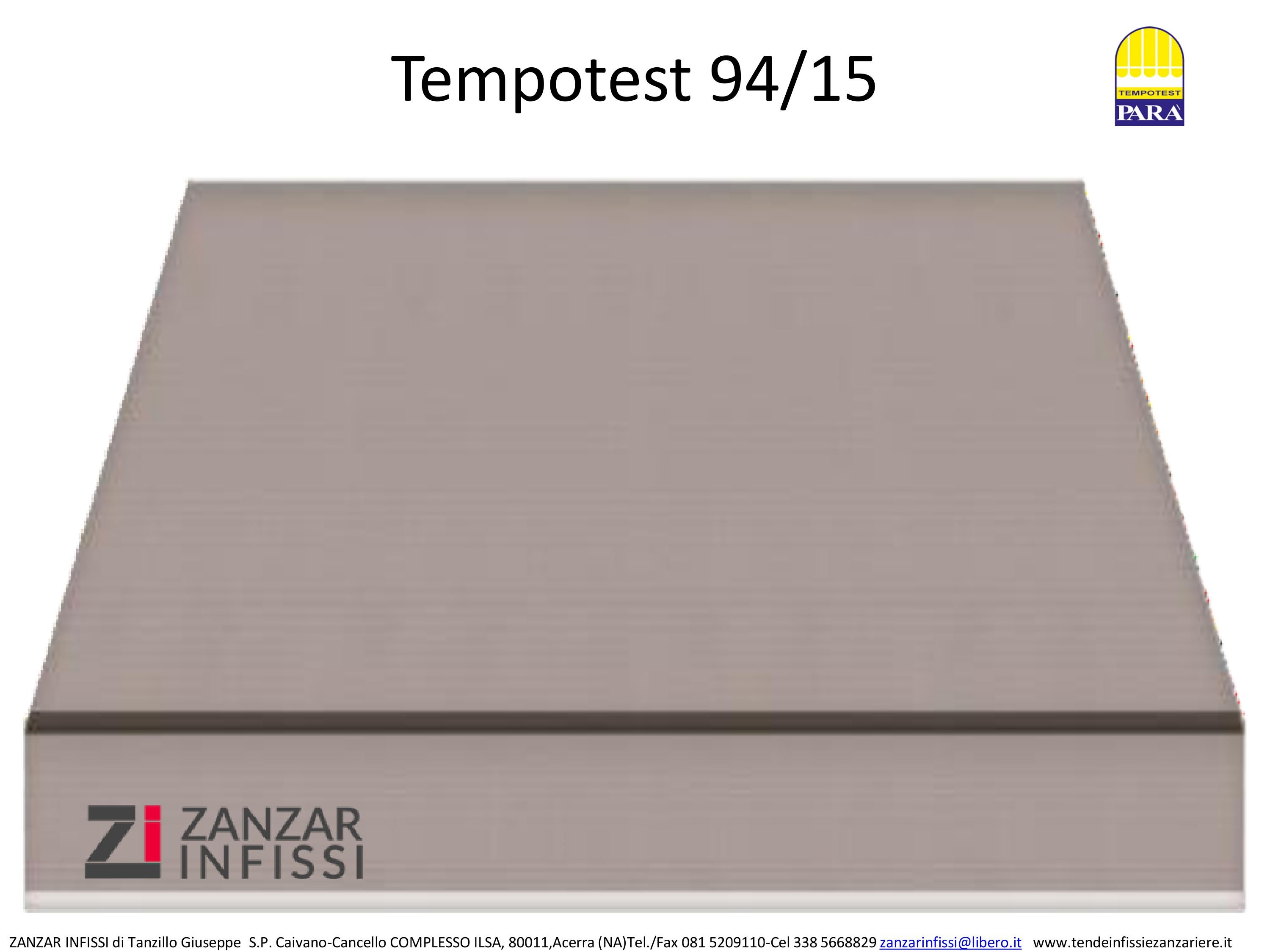 Tempotest 94/15