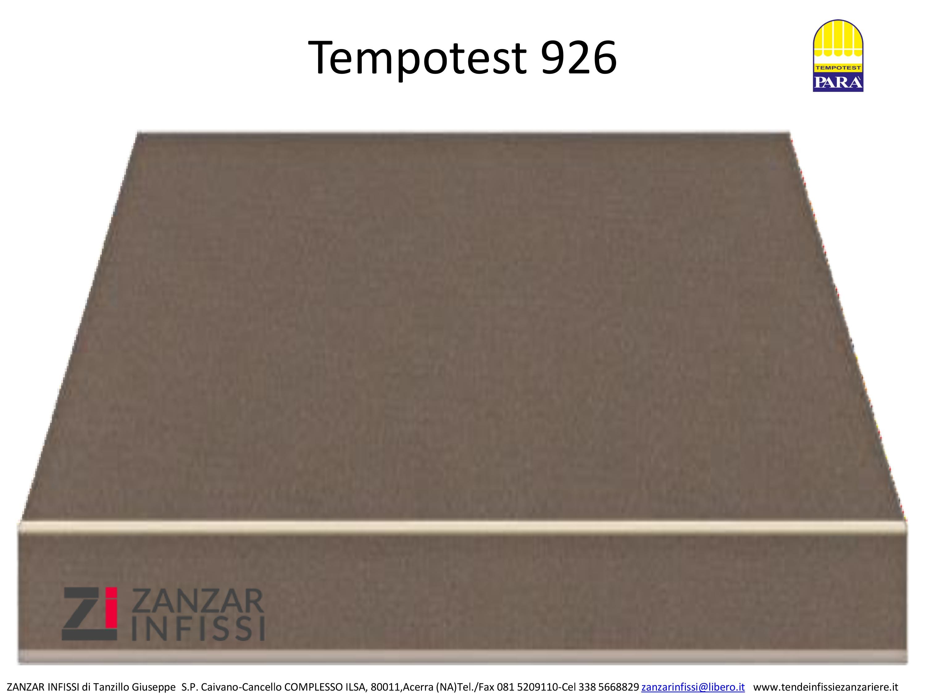 Tempotest 926
