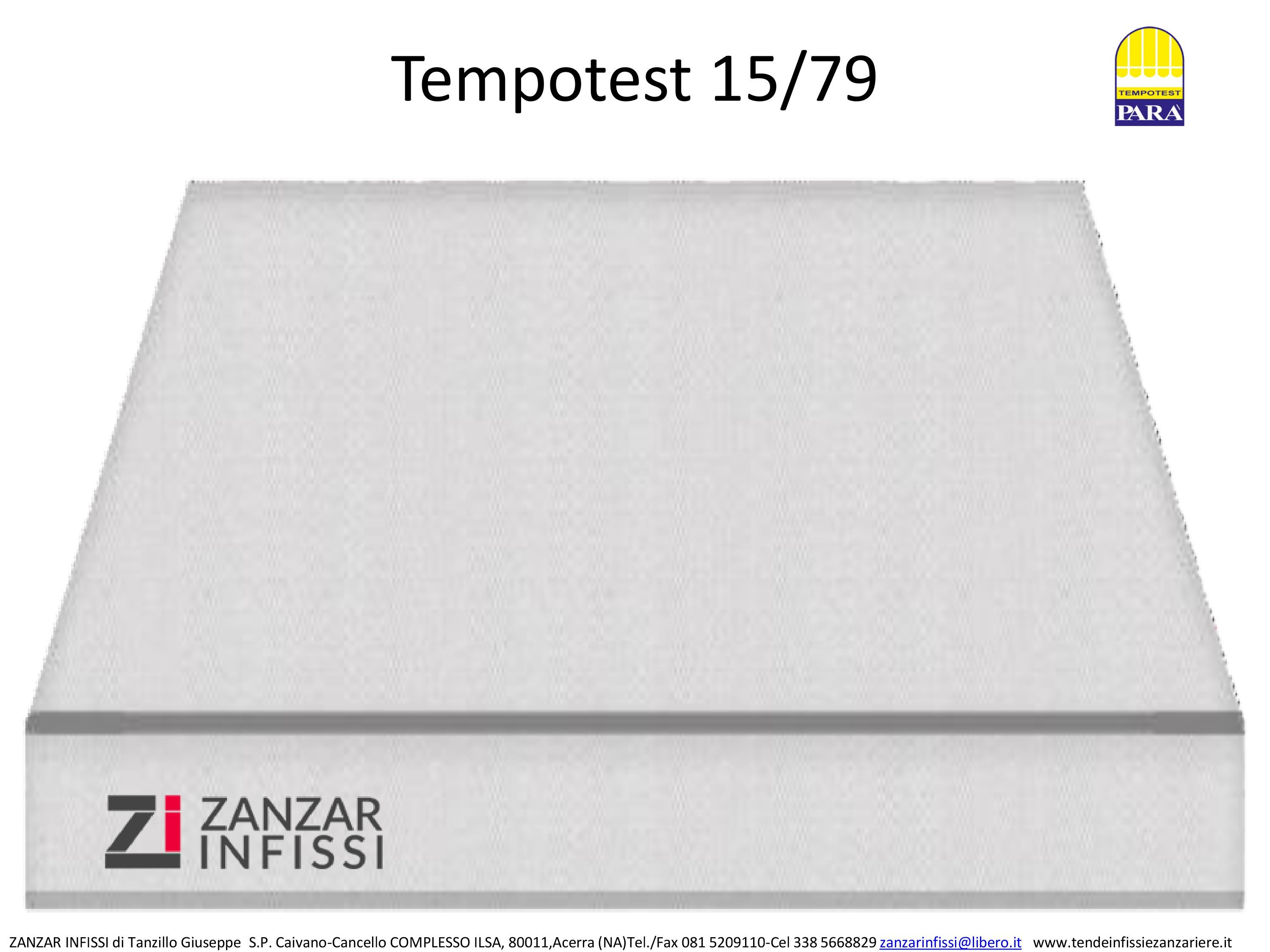 Tempotest 15/79
